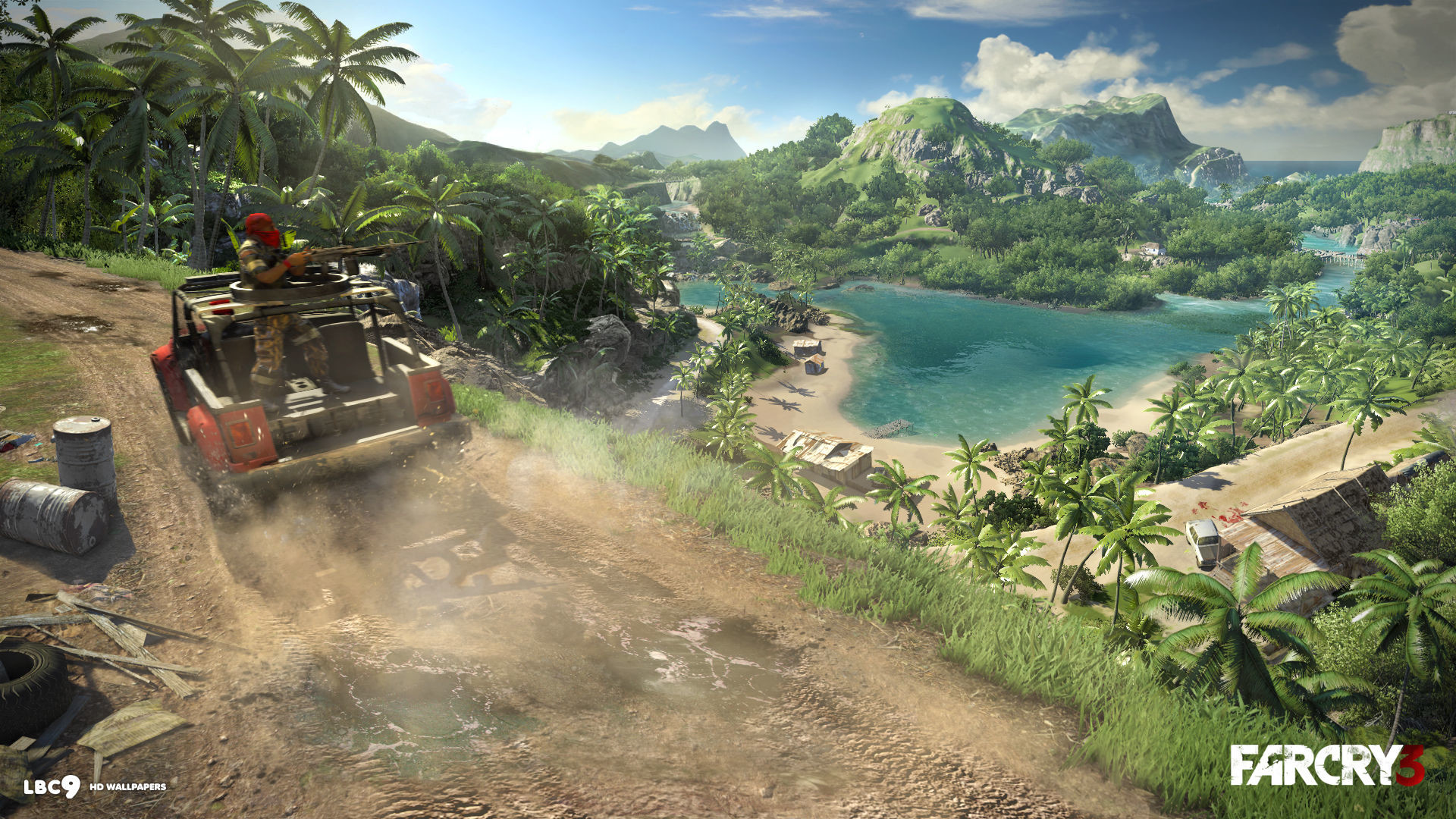Terrific Far Cry 3 Wallpapers 82 Images Interior Design Ideas Oxytryabchikinfo