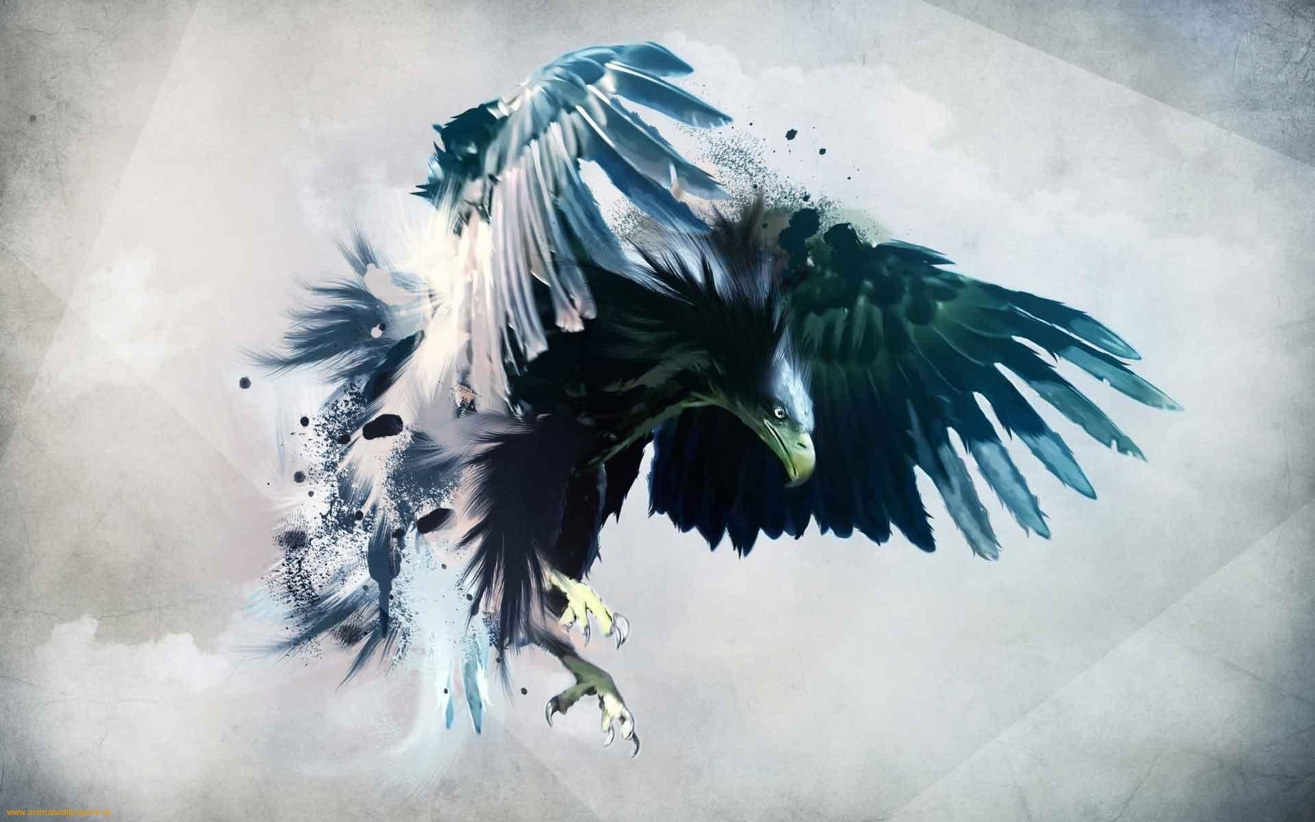 1920x1200 wallpaper.wiki-Art-American-Eagle-Background-PIC-WPC0013119