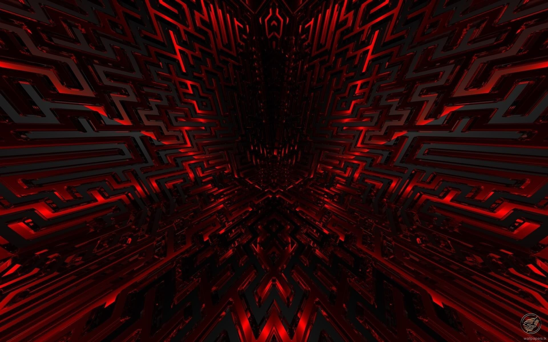 1920x1200 1920x1080 Black Red Wallpaper Black, Red, Black, Background