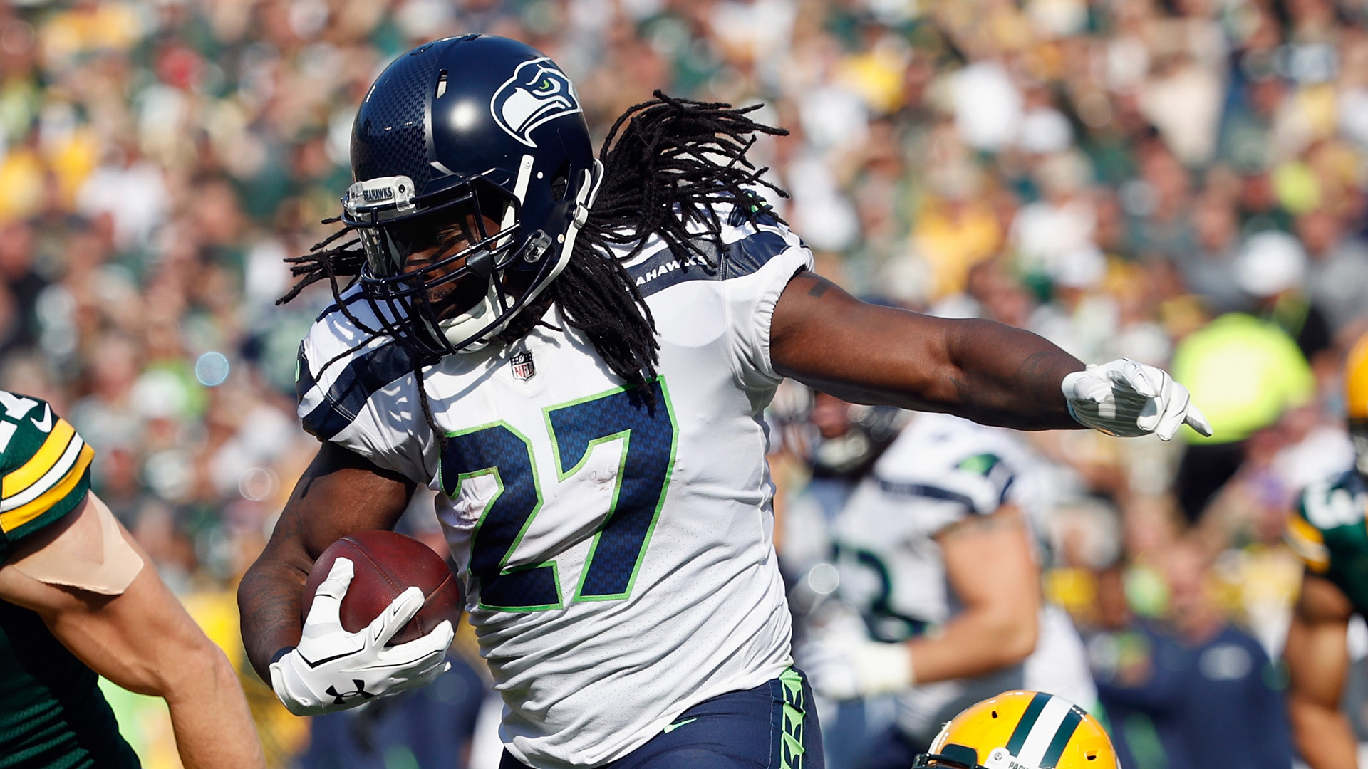 1920x1080 Seahawks RB Eddie Lacy: 'I could be 225' and still be called 'a fat piece  of s—'