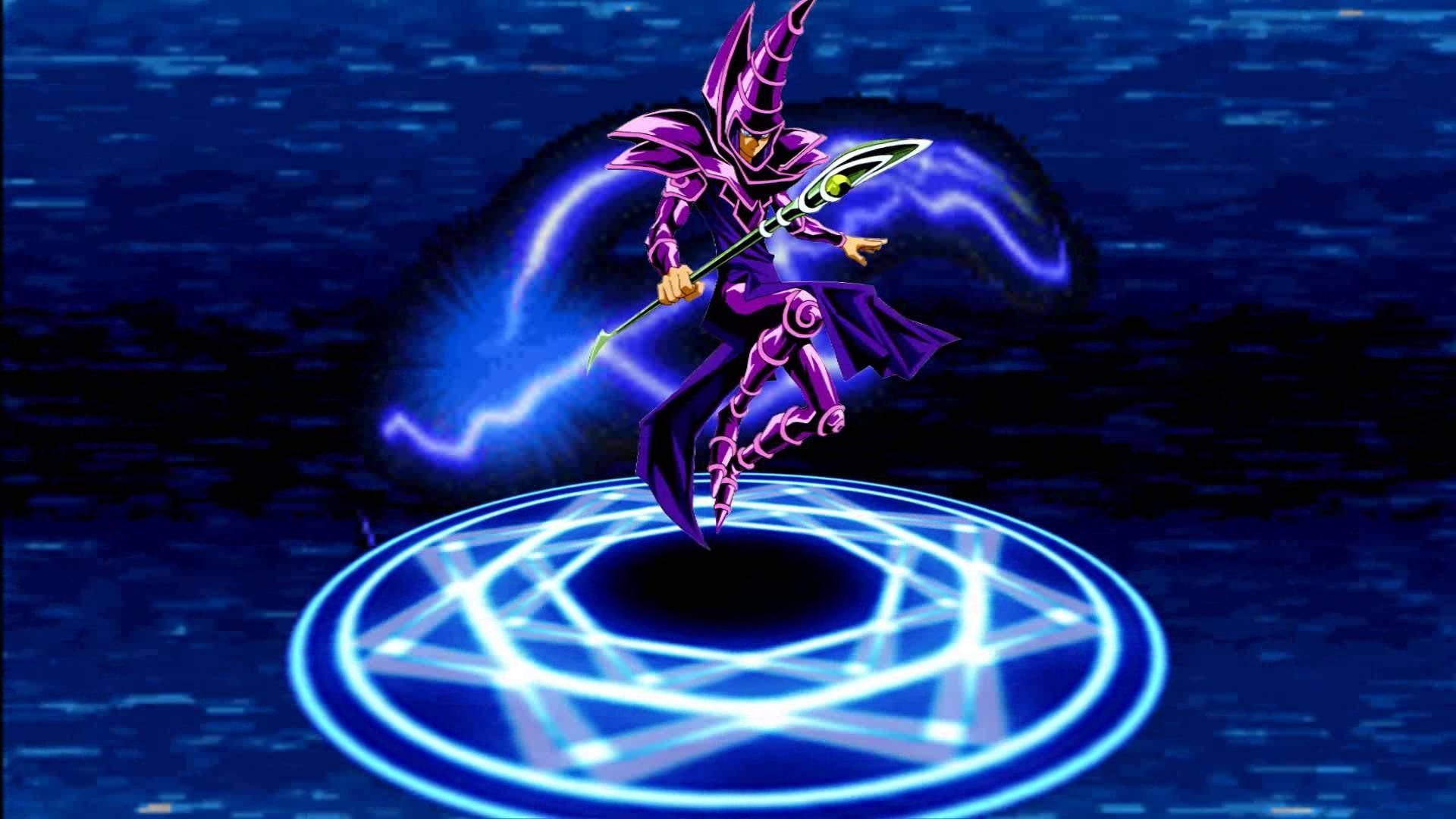 Yu Gi Oh Dark Magician Wallpaper (63+ images)