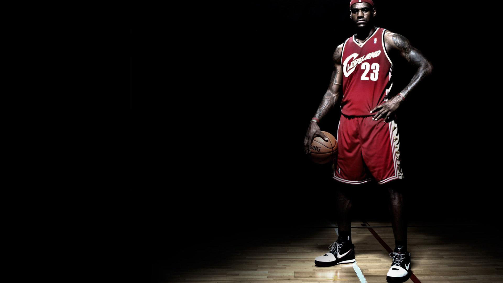 1920x1080 LeBron James desktop