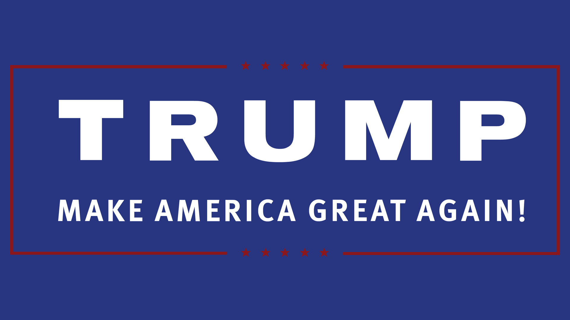 1920x1080 Trump | Make America Great Again  Wallpaper ...