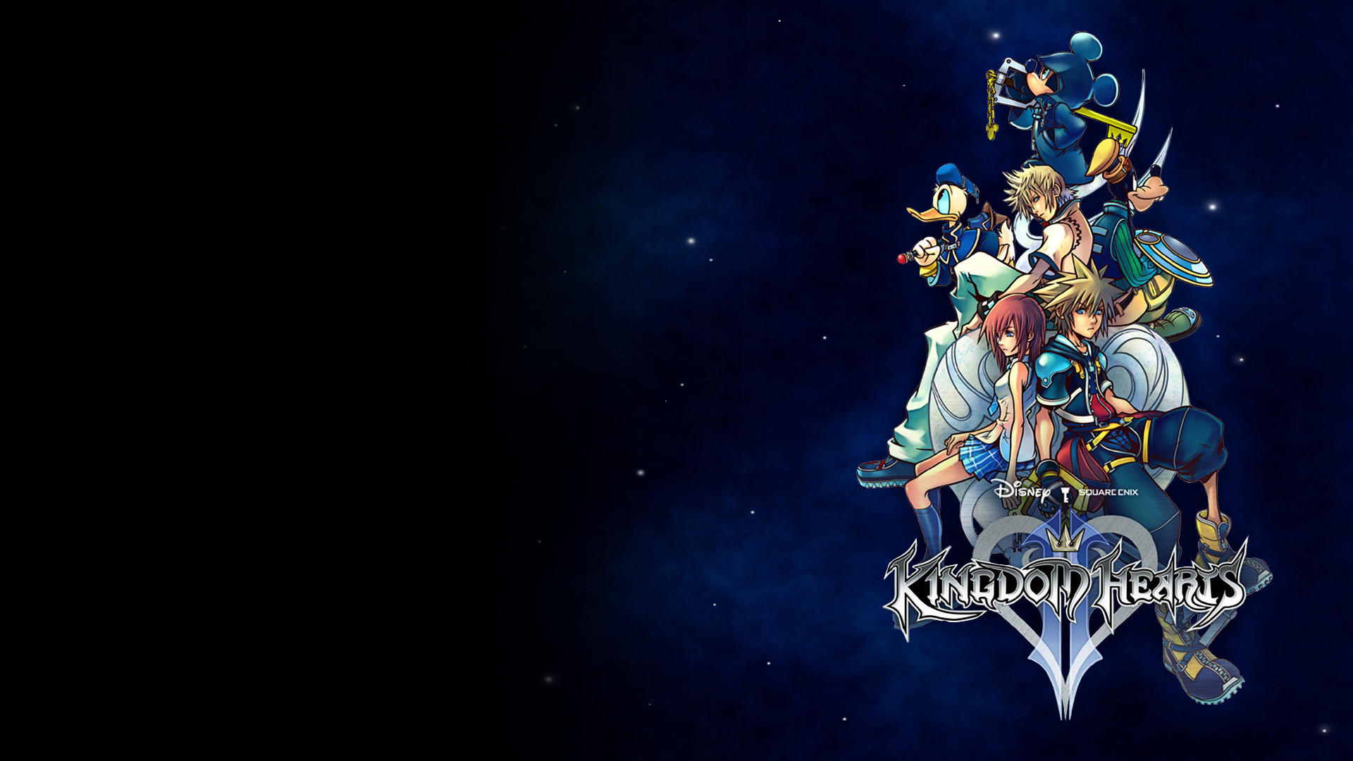 Kingdom Hearts Wallpaper (78+ images)