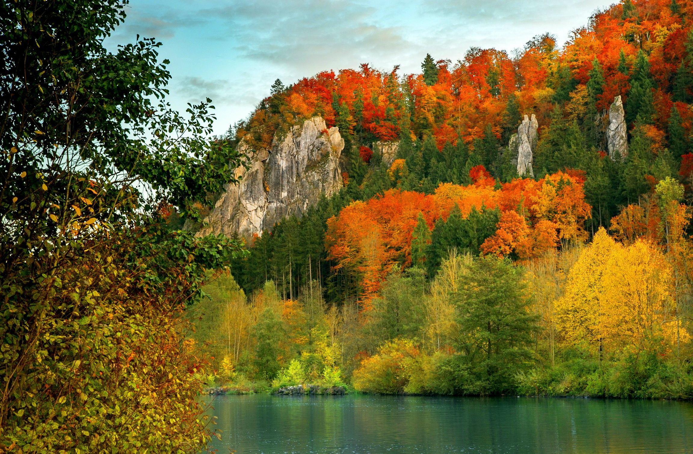 autumn mountains backgrounds. Modren Autumn 2304x1509 Autumn In Mountains Wallpaper 28 Wallpapers To Backgrounds