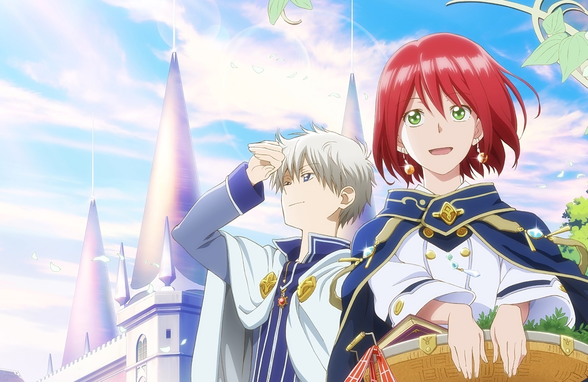 1920x1249 Anime - Snow White with the Red Hair Shirayuki (Snow White With The Red Hair