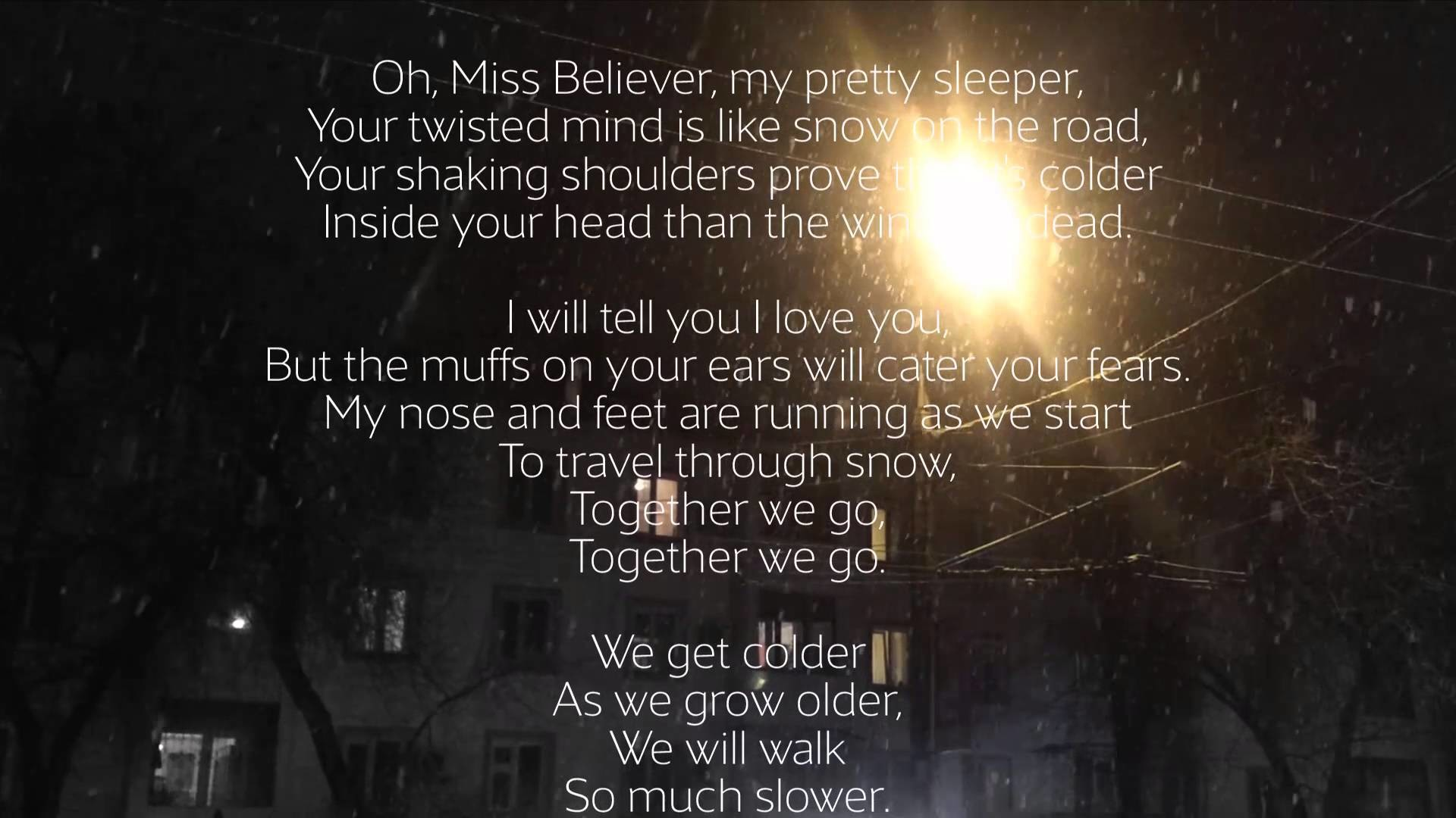 Believer video song download hd with lyrics