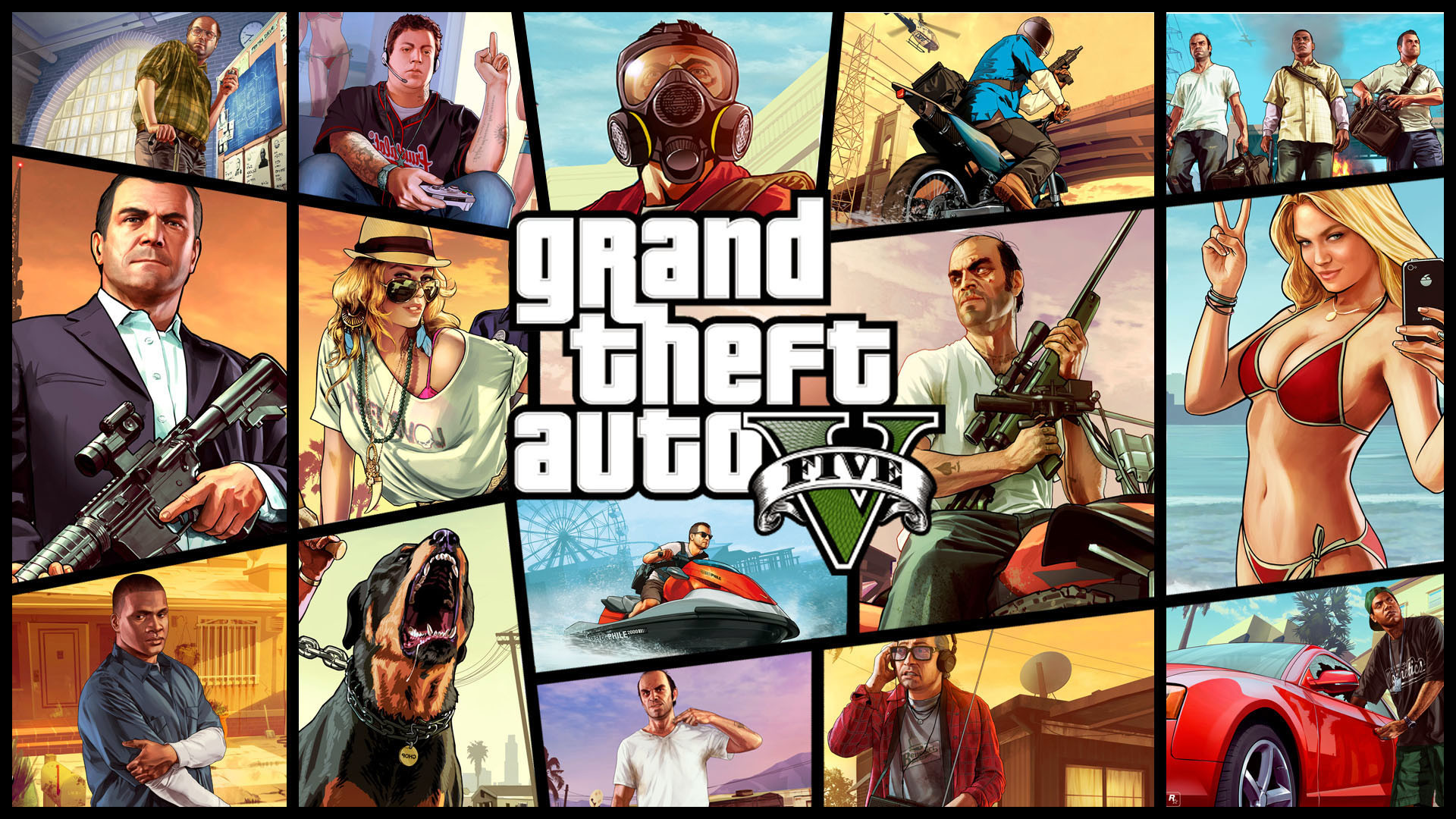 gta 5 wallpaper (78+ images)