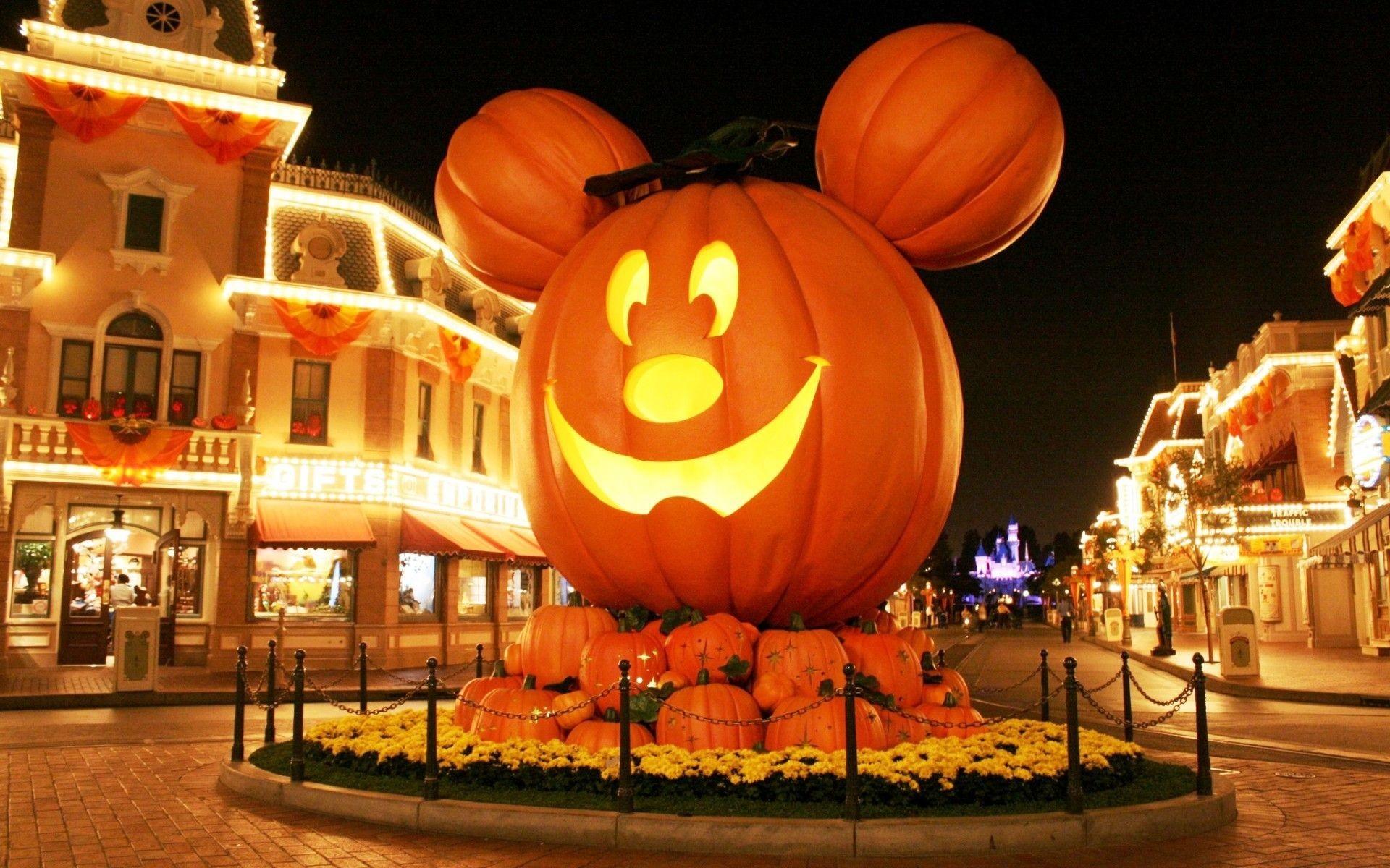 Disney Halloween Wallpaper 78 Images