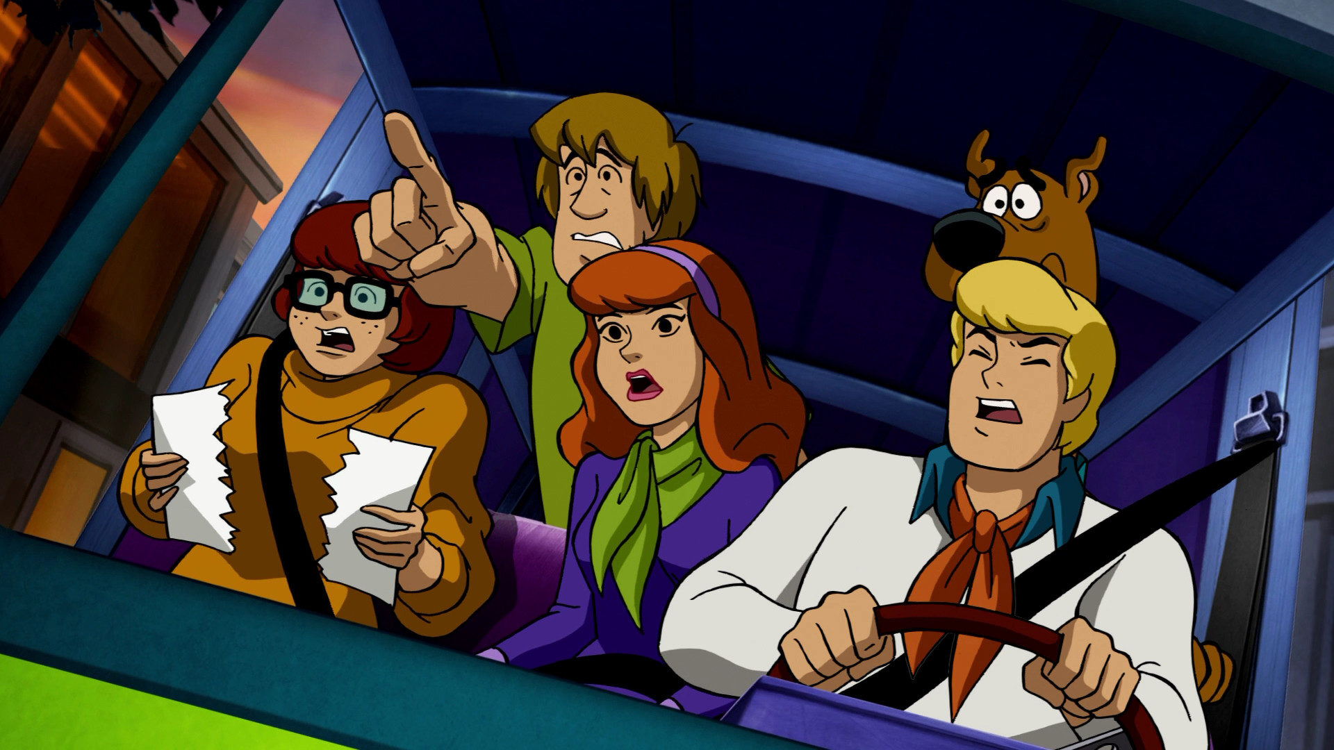 1920x1080 Scooby Doo | George Spigot's Blog Velma really ought to try contacts |  Mystery Inc Macabre .