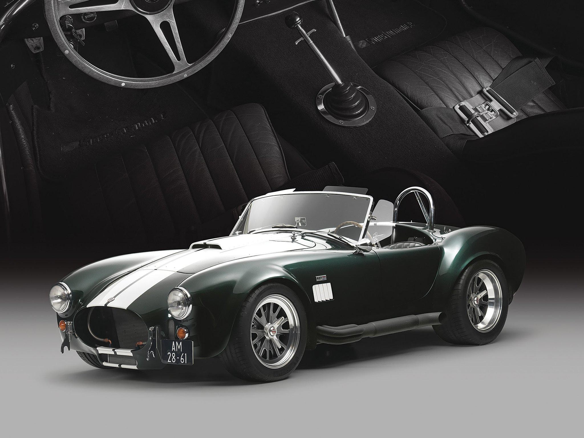 2048x1536 HD 1965 Shelby Cobra 427 Mkiii Supercar Hot Rod Rods Muscle Classic  Background Free Wallpaper