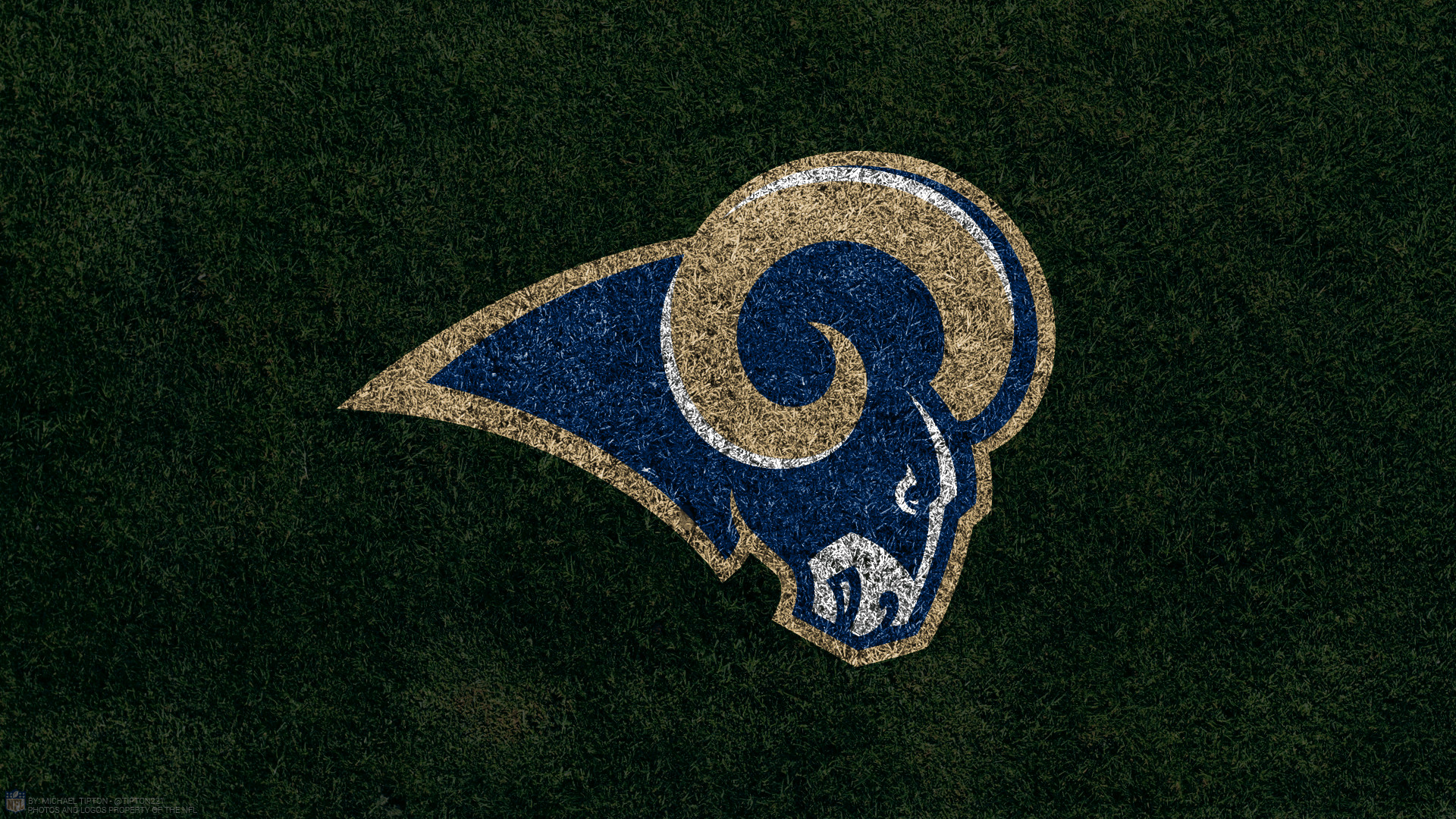 1920x1080 2017 Los Angeles Rams Wallpapers - PC |iPhone| Android