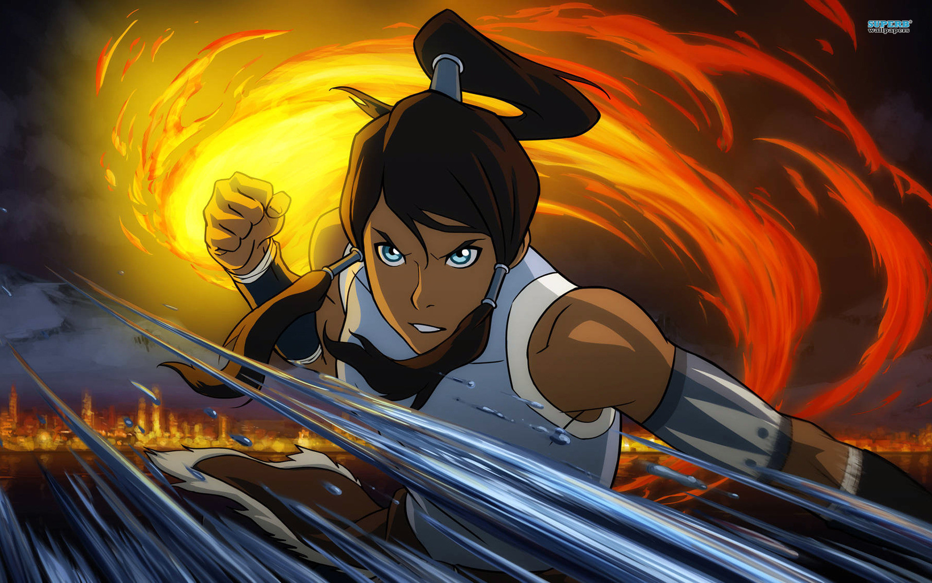 1920x1200 Korra - Avatar: The Legend of Korra wallpaper  jpg