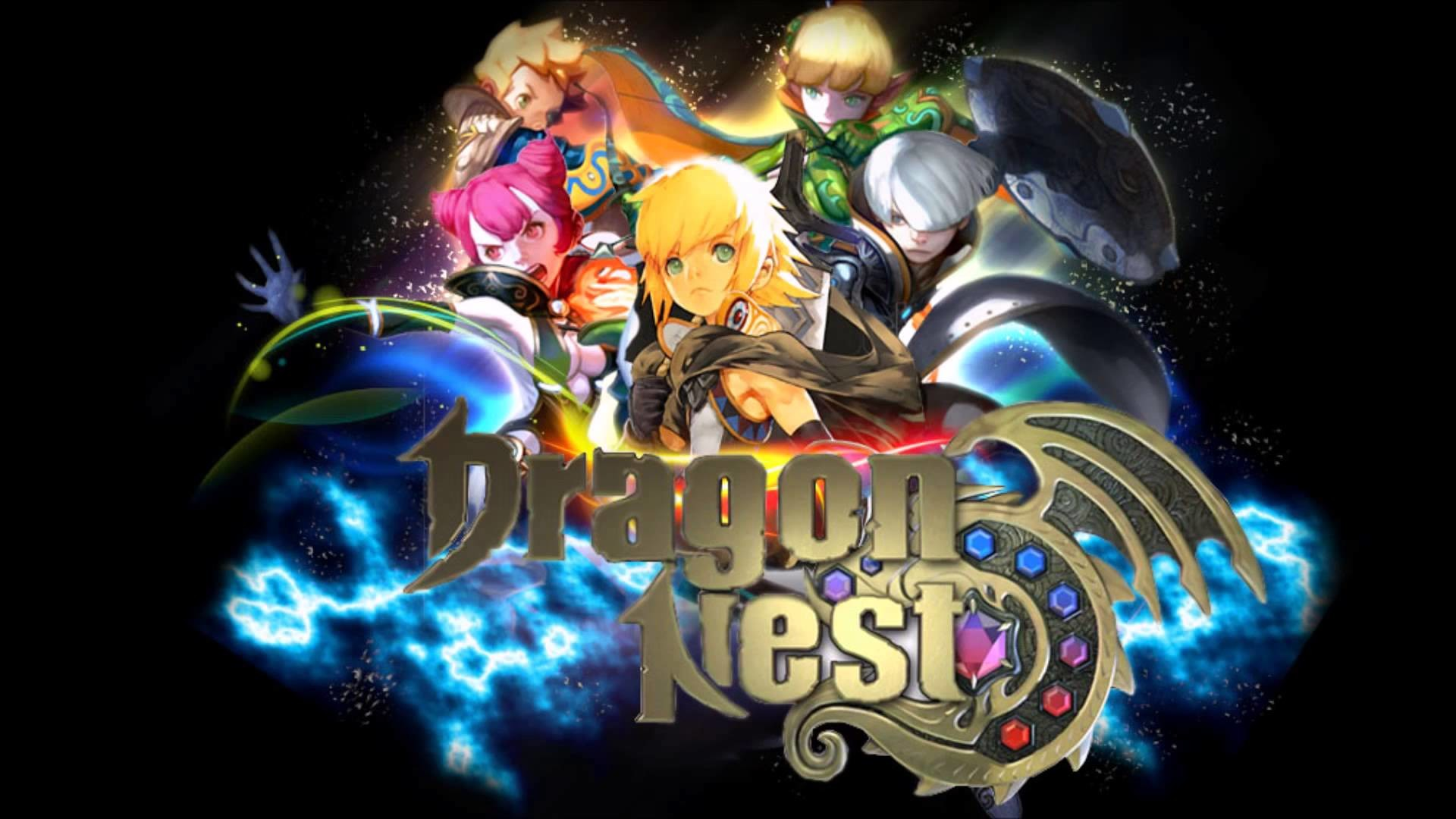 1920x1080 Dragon Nest - Level 80 Stage Battle Music 2 - YouTube