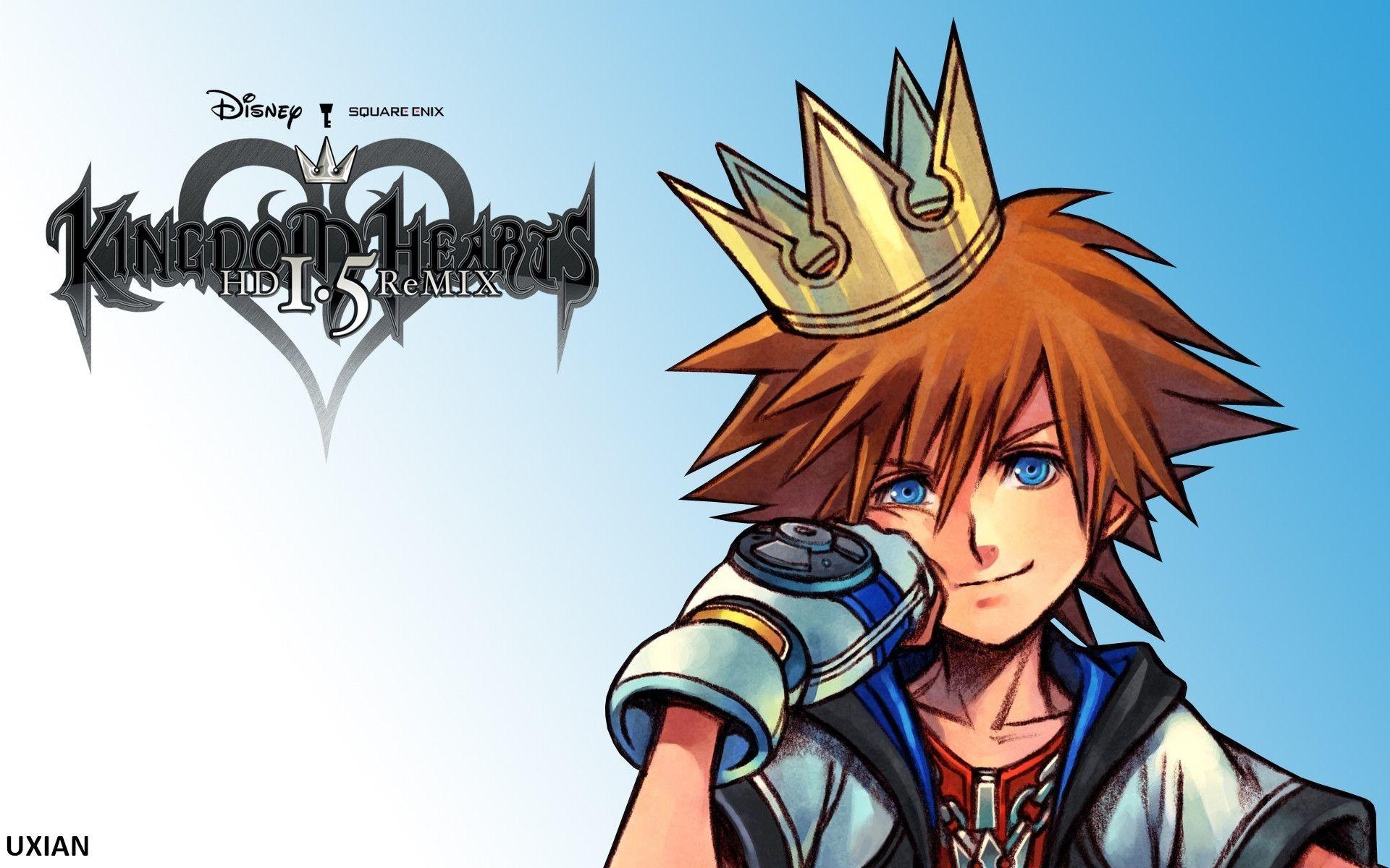 Sora KH2 render (Kingdom Hearts) by TheKarmaKing on DeviantArt