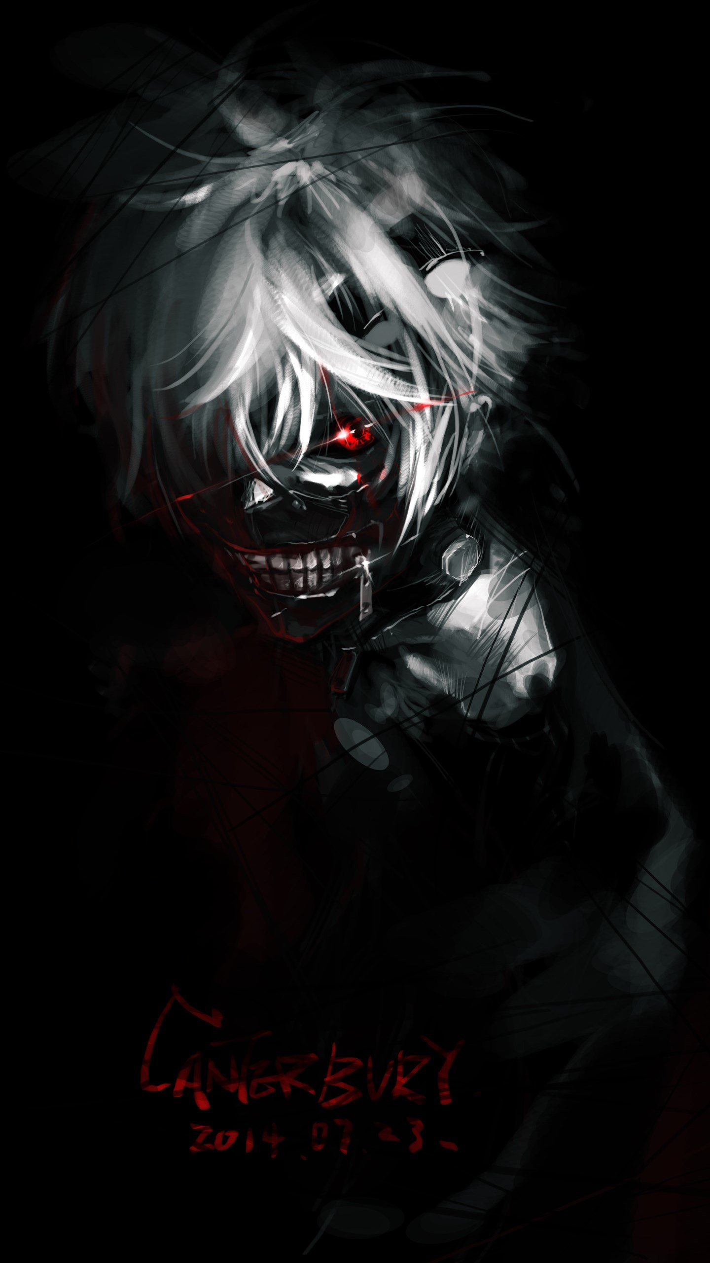 Tokyo Ghoul Iphone Wallpaper 76 Images