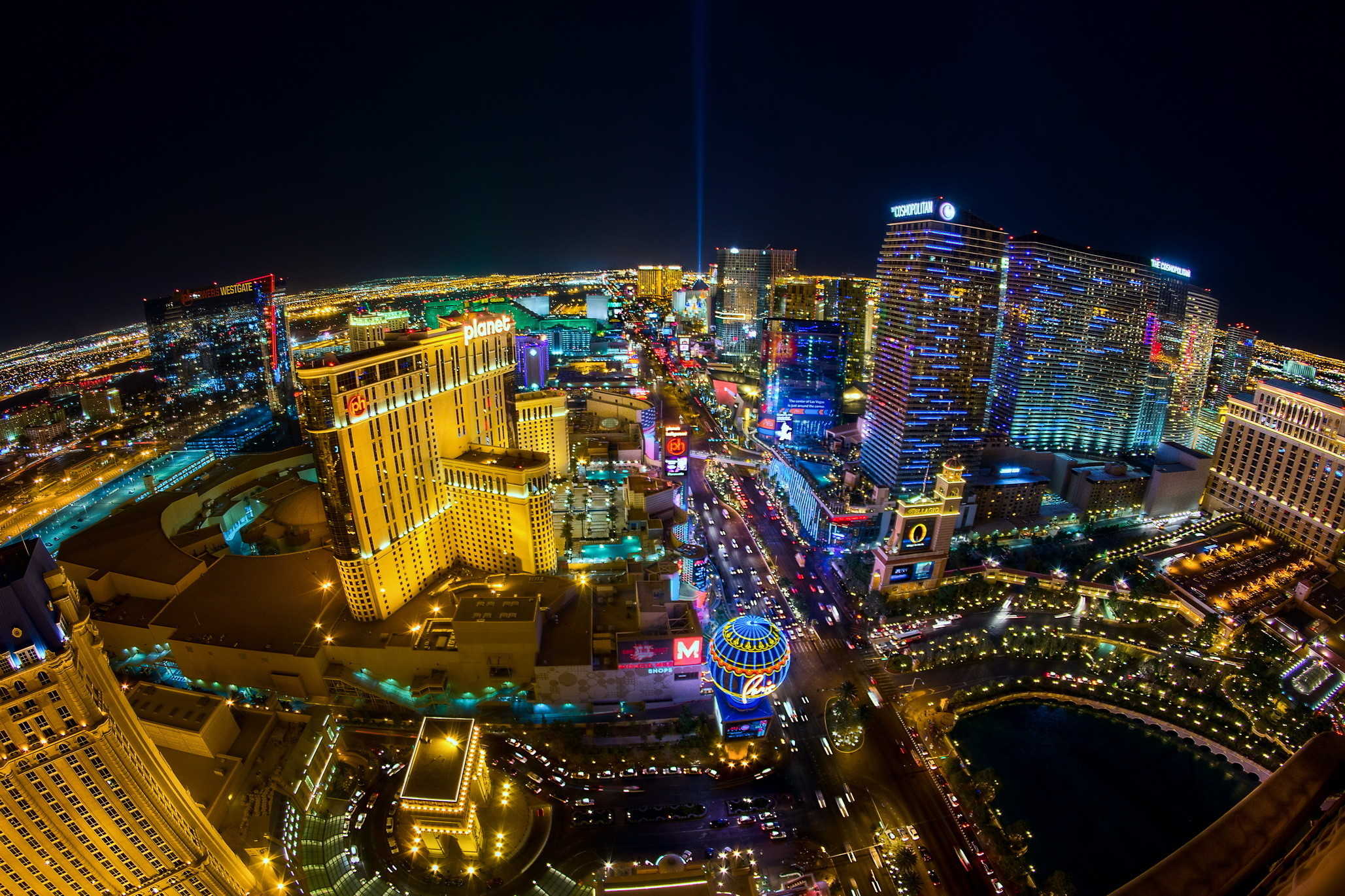2057x1370 HD Wallpaper | Background ID:390394.  Man Made Las Vegas