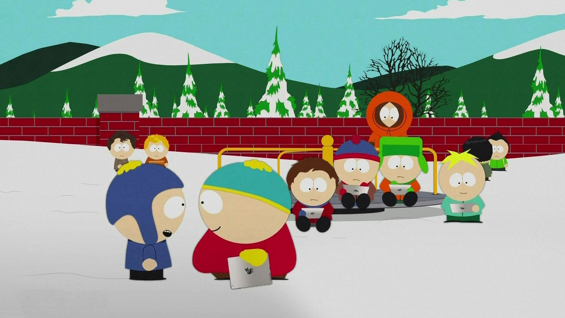 Funny South Park Wallpapers (65+ Images