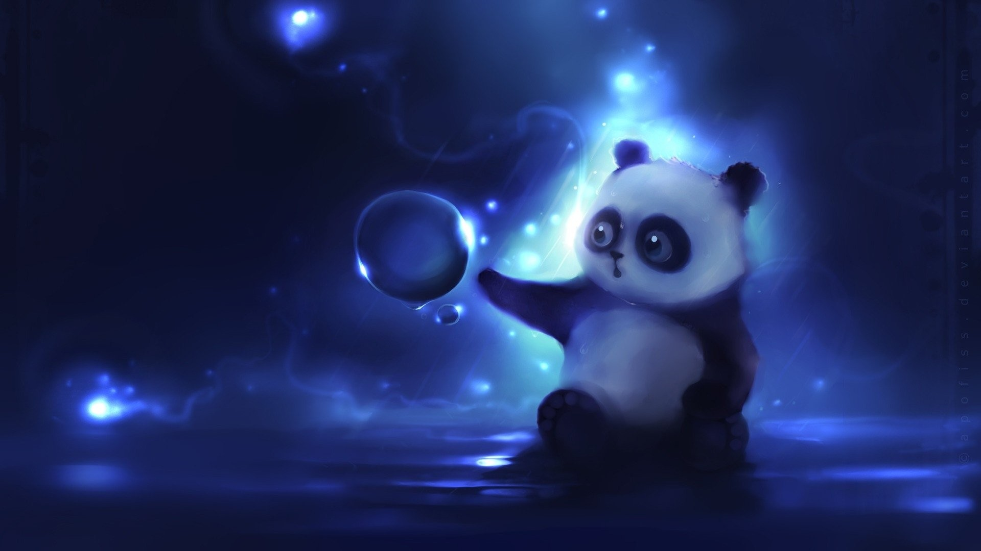 Animated panda wallpaper 68 images - Panda anime wallpaper ...