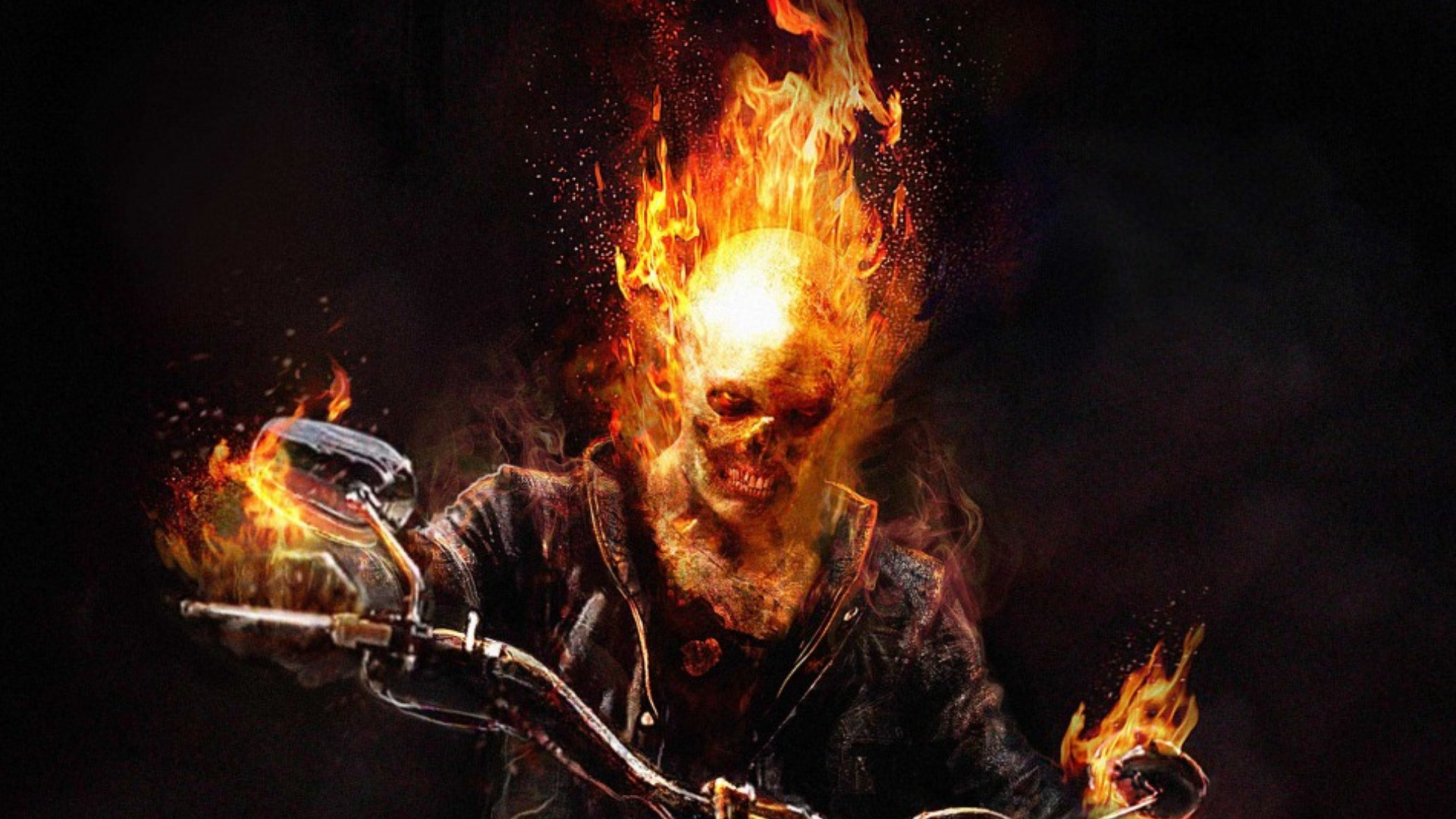 Blue ghost rider wallpaper 59 images - Ghost wallpapers for desktop hd ...