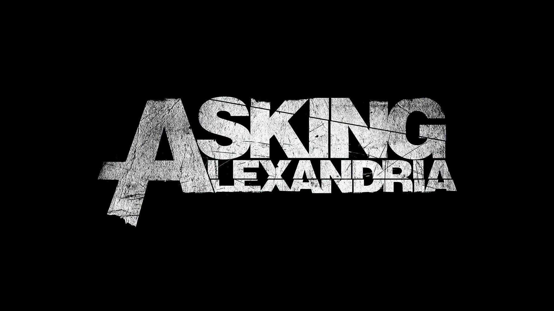 Most Viewed Symbol Wallpapers: Asking Alexandria Logo Wallpaper 2018 (68+ Images