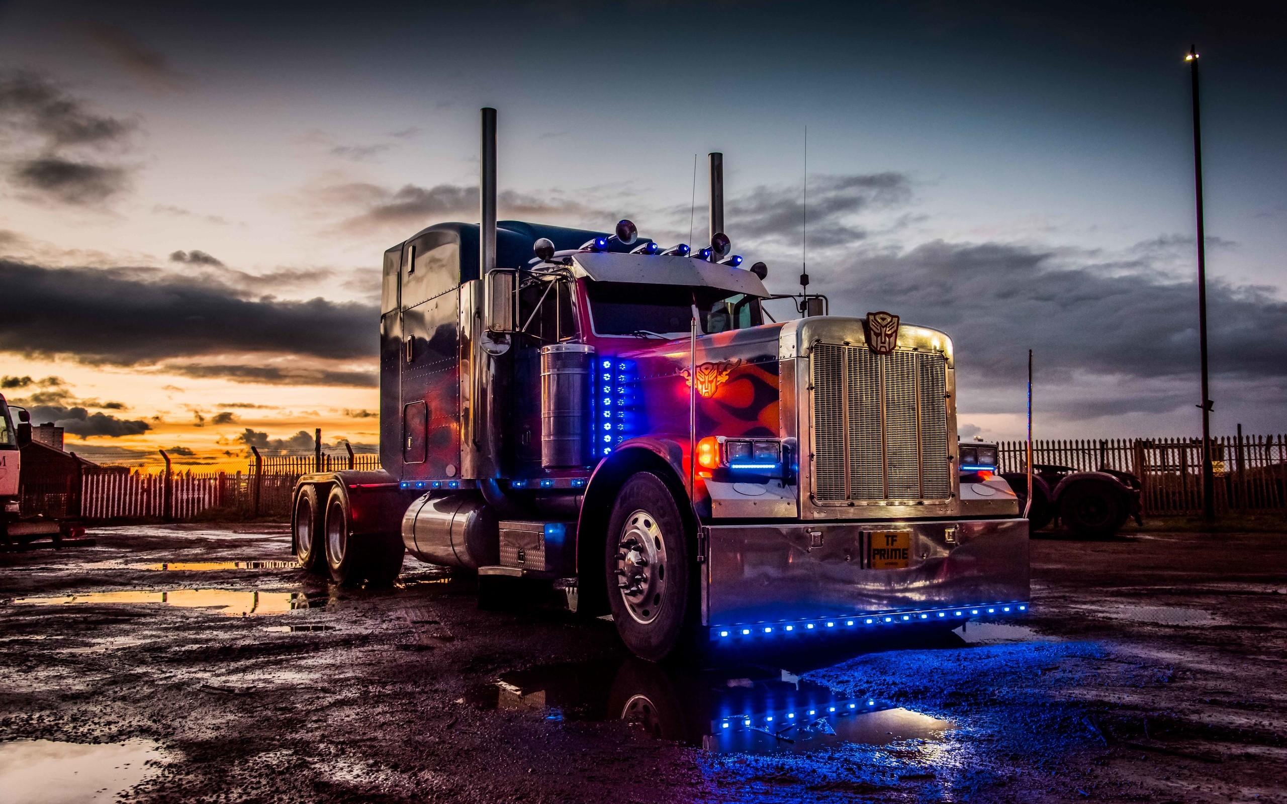 Semi Truck Desktop Wallpaper (79+ images)