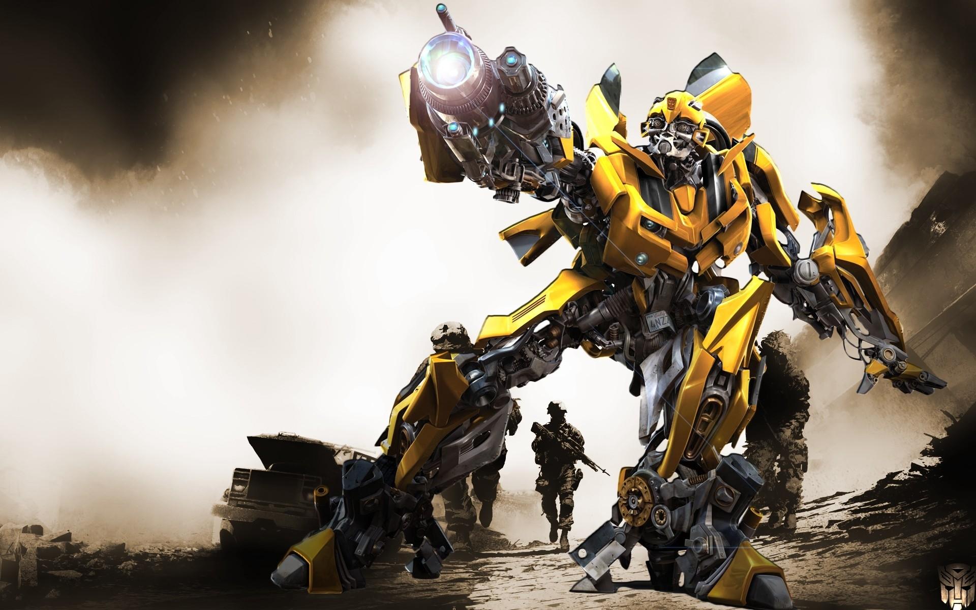 Imagenes De Transformers: Wallpaper Transformers Bumblebee (68+ Images