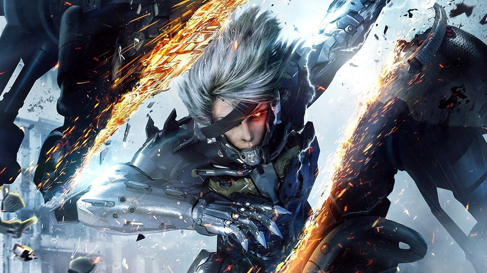 1920x1080 Metal Gear Rising: Revengeance and Screamride Are Now Backwards Compatible  on Xbox One