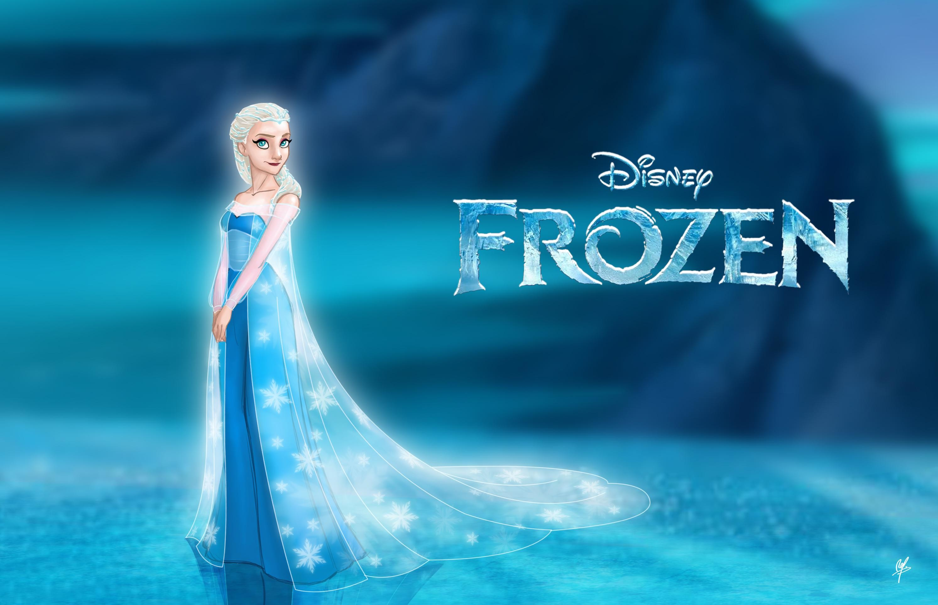 Frozen Wallpaper  X