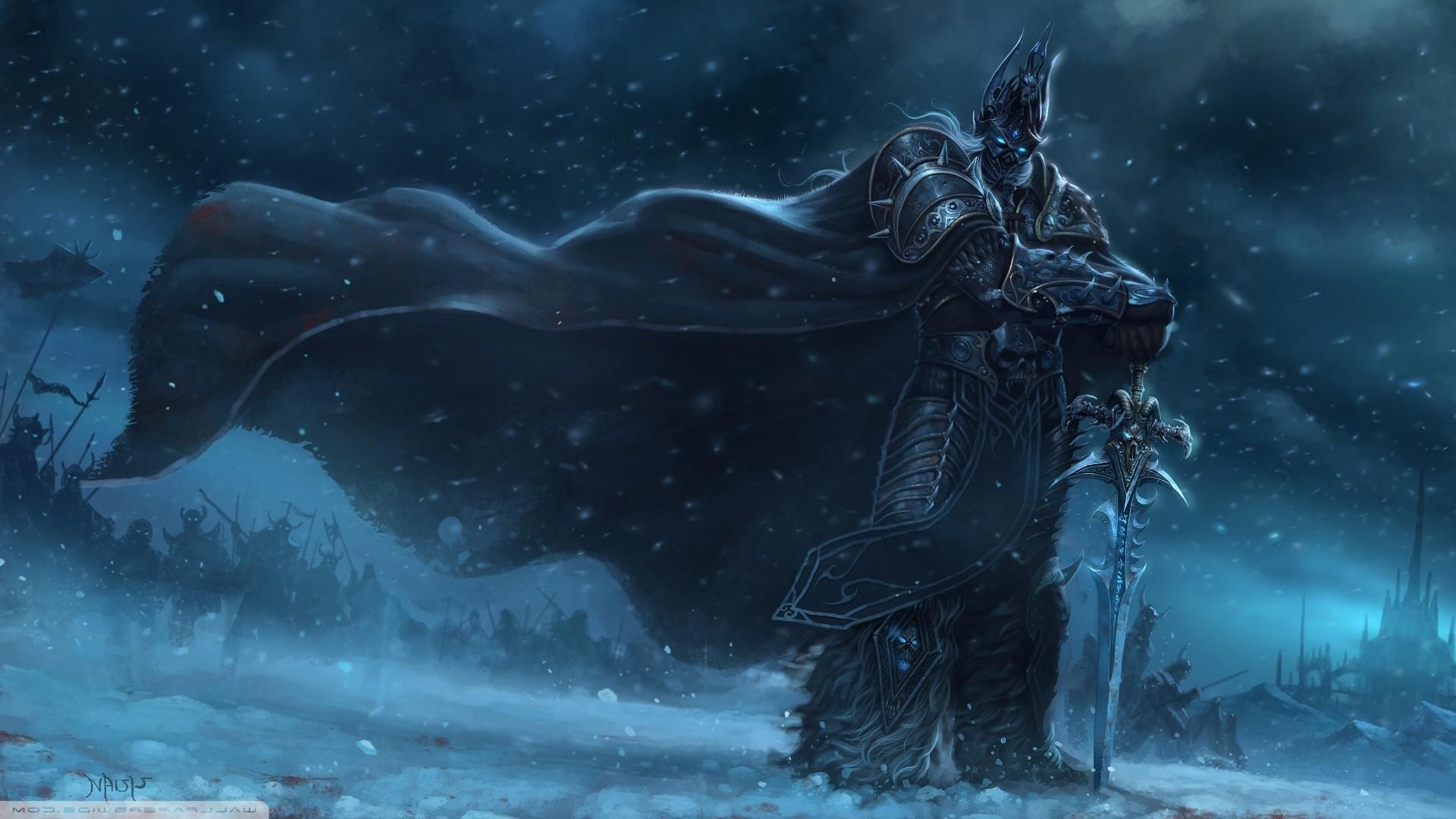 World Of Warcraft Backgrounds 1920x1080: Arthas Wallpaper (76+ Images