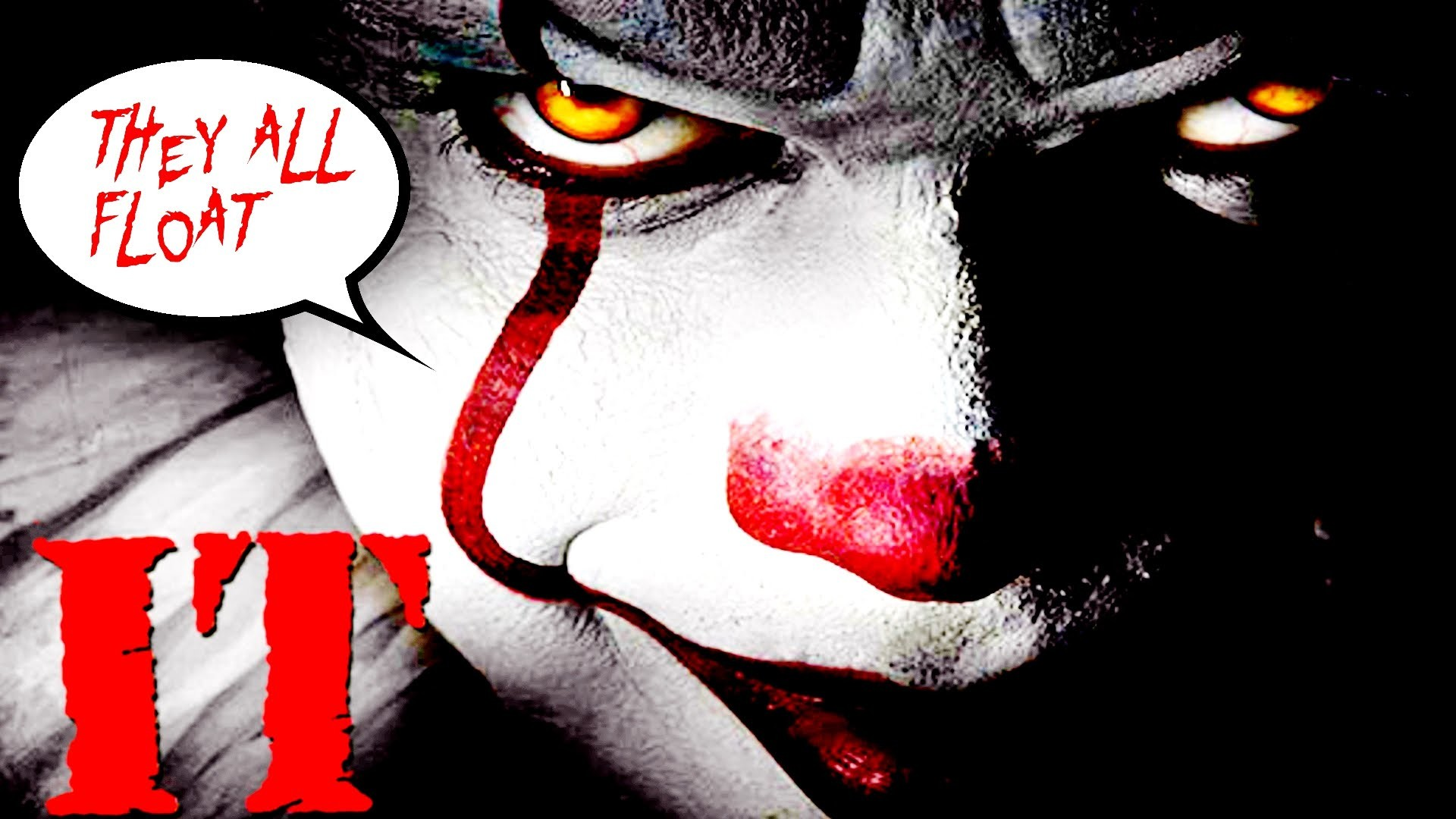 1920x1080 Horror News: First Look At Pennywise The Clown | SAW VIII Official Release  Date | THOUGHTS!!! - YouTube