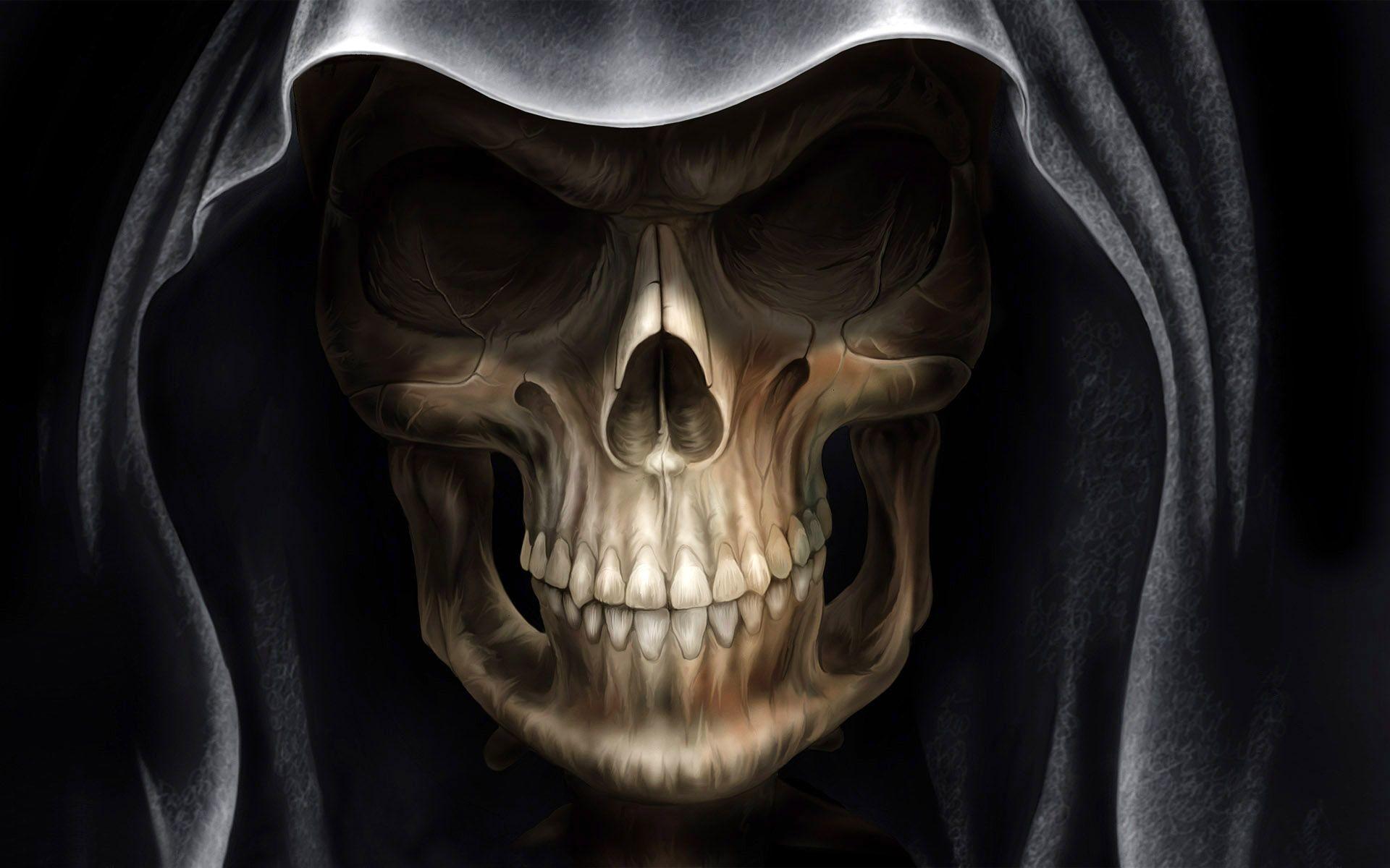 Evil Skull Wallpaper (72+ images)