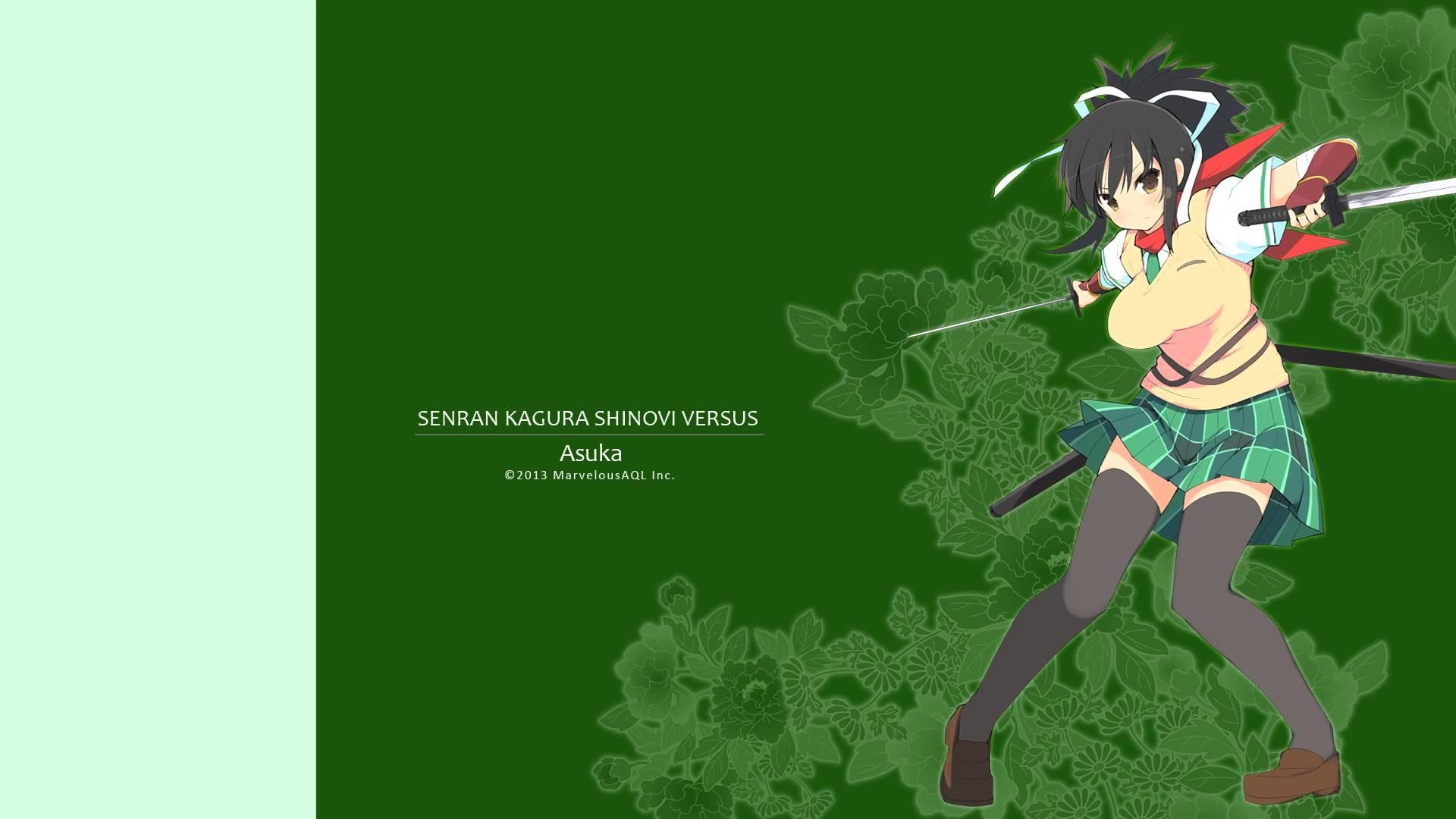 senran kagura asuka wallpaper 92 images