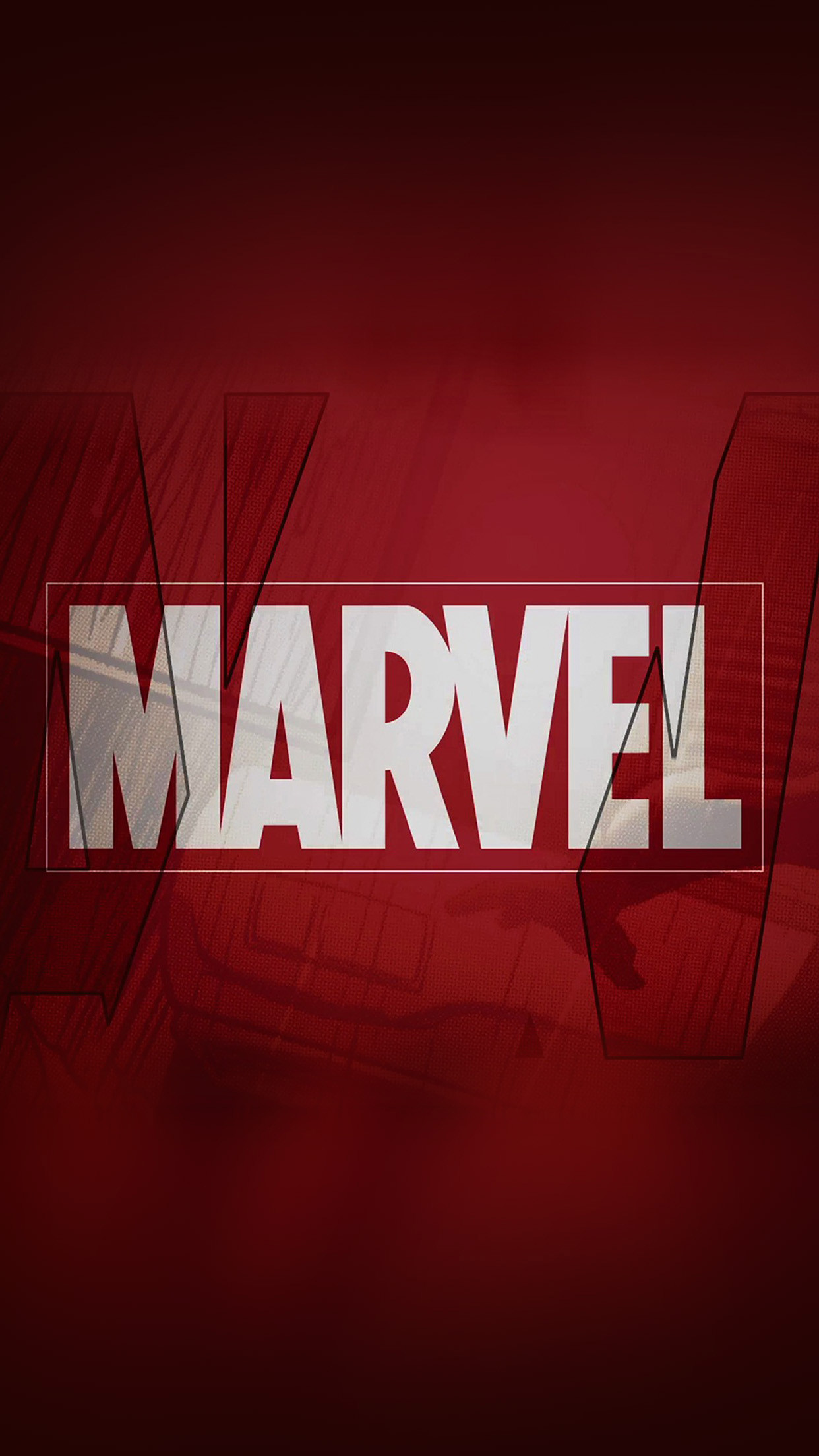 1242x2208 Marvel Logo Movie Series Comics Android Wallpaper ...