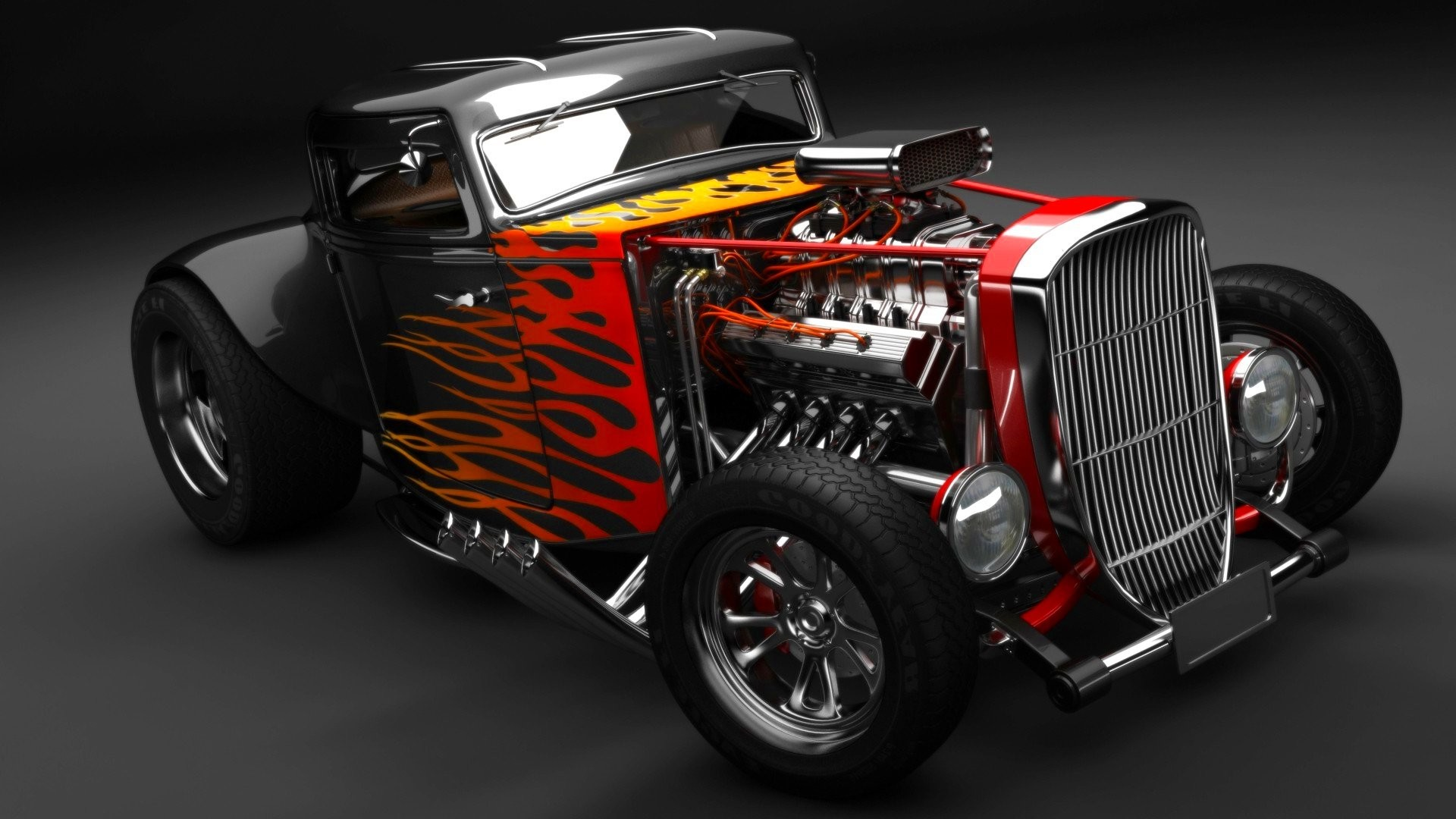 Hot Rods Wallpapers 62 Images