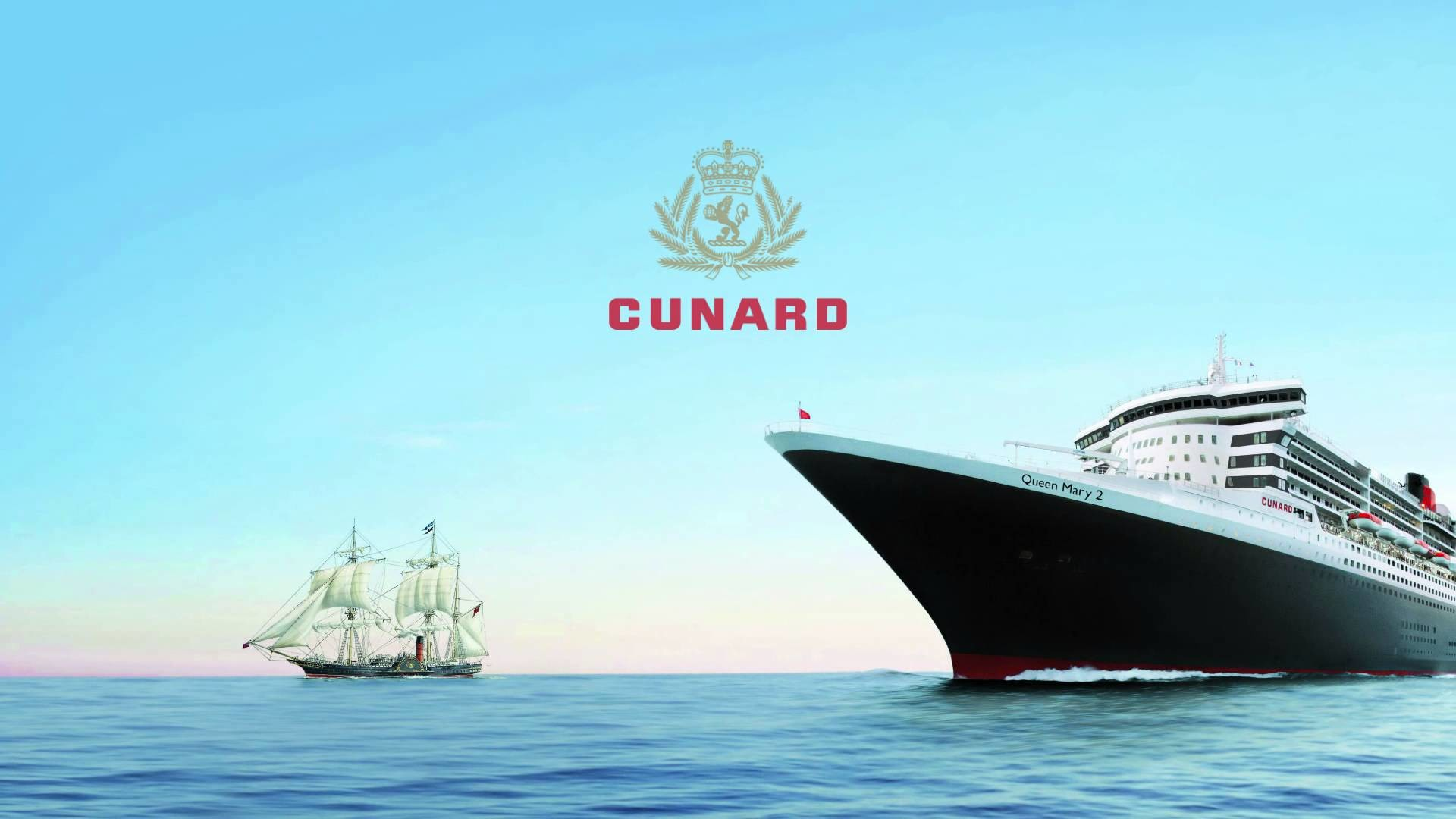 1920x1080 Cunard 175 years Brand Ident 30 Seconds - YouTube
