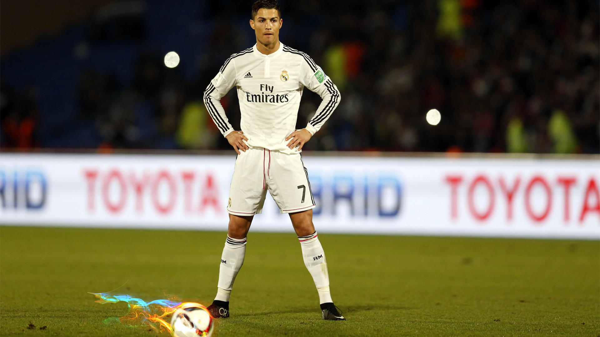 1920x1080 ... Cristiano Ronaldo Hd Wallpaper 2017 16 Wallpaper Hd Cristiano Ronaldo  Fire Football Players On Images For ...