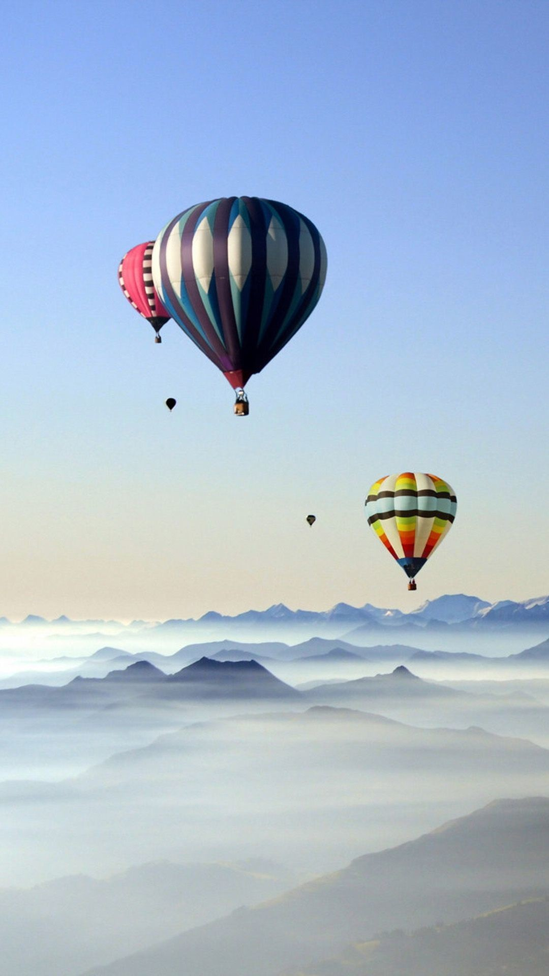 Colorful Hot Air Balloons Wallpaper 69 Images