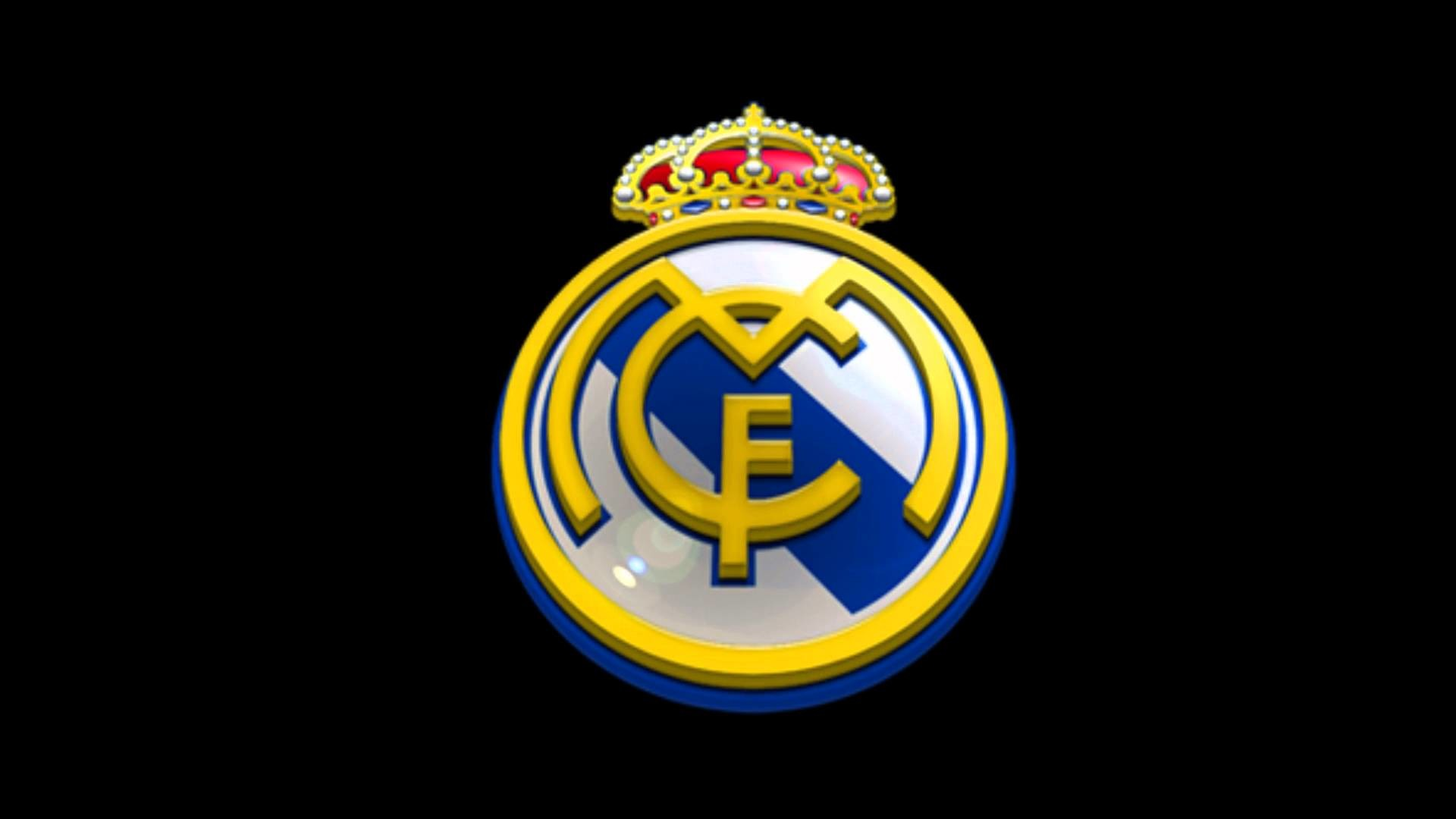 1920x1080 Logo Real Madrid Background 2.
