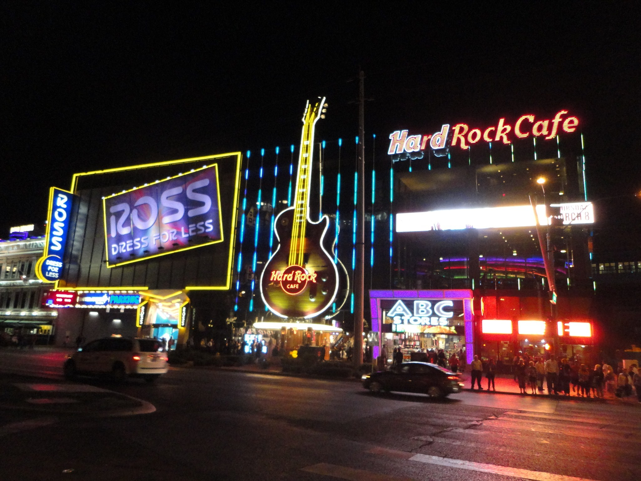 Las Vegas Hard Rock
