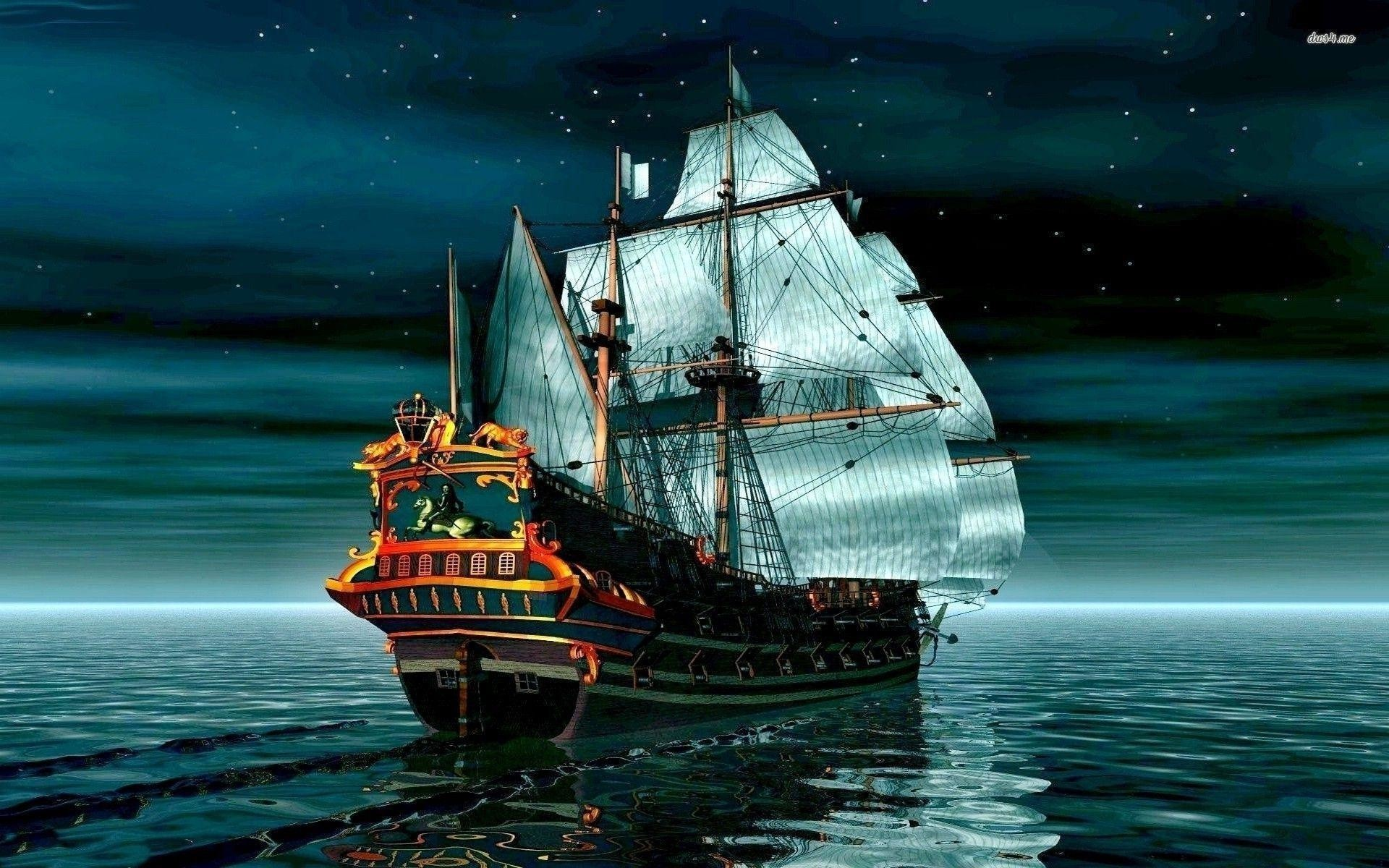 Pirate Ship Wallpapers 75 images