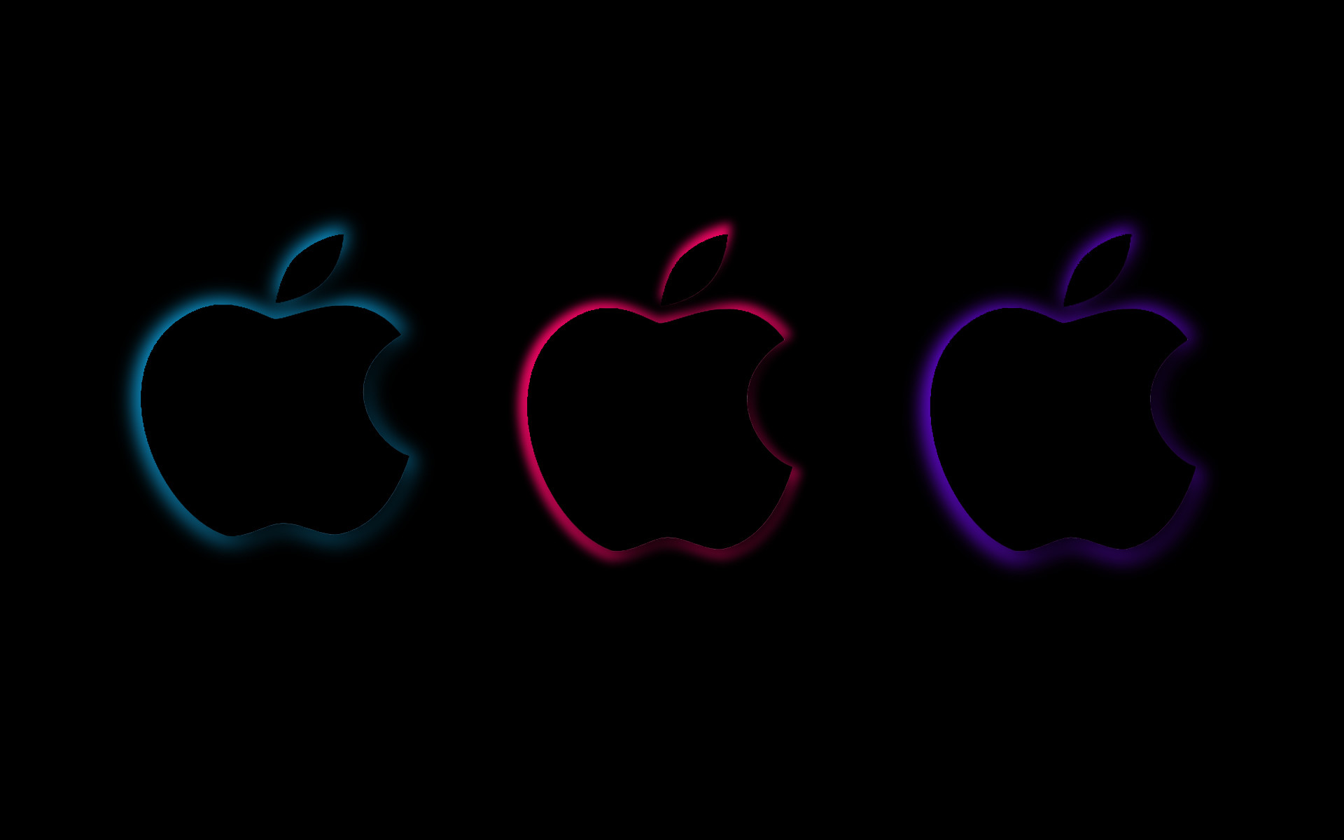 1920x1200 Apple Mac OS 3D light logo MAC OS Wallpapers HD, mac os wallpaper wide  screen