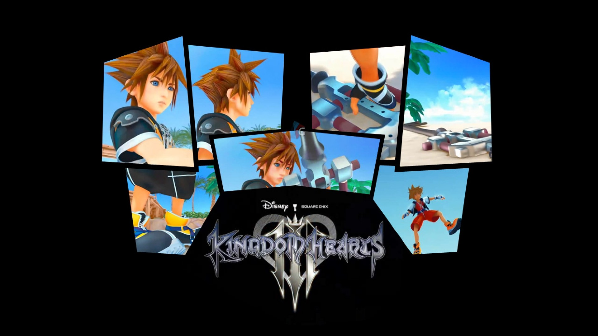 1920x1080 Watch The New E3 Teaser Trailer For Kingdom Hearts 3