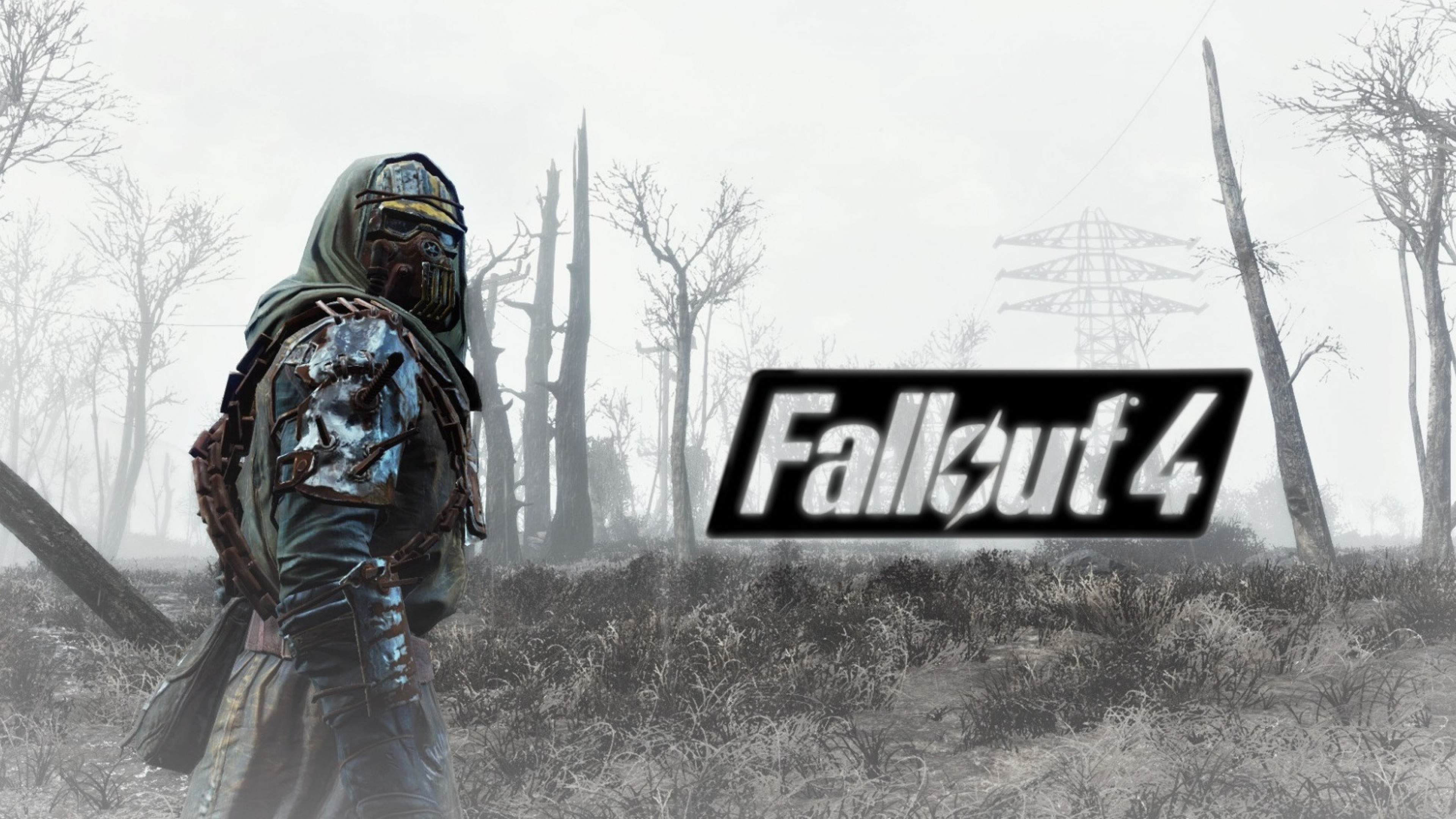 4k Fallout 4 Wallpaper 56 Images