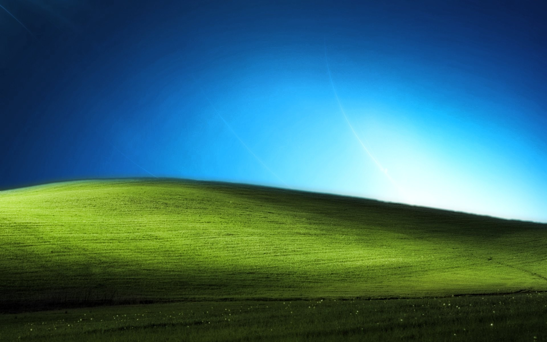 1920x1200 Bild: Windows XP Glückseligkeit wallpapers and stock photos. «