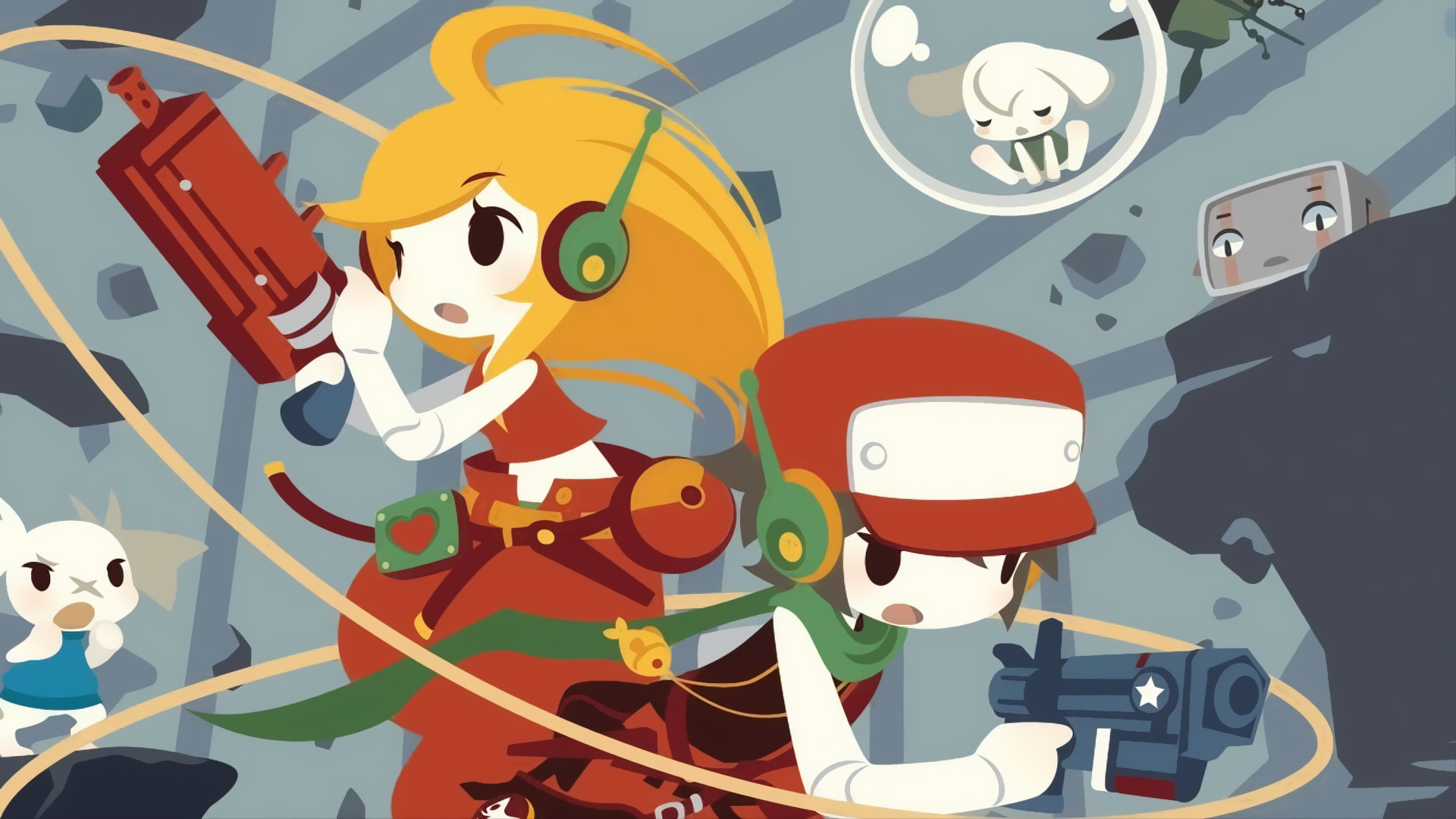 1920x1080 Cave Story HD Wallpaper | Background Image |  | ID:442132 -  Wallpaper Abyss