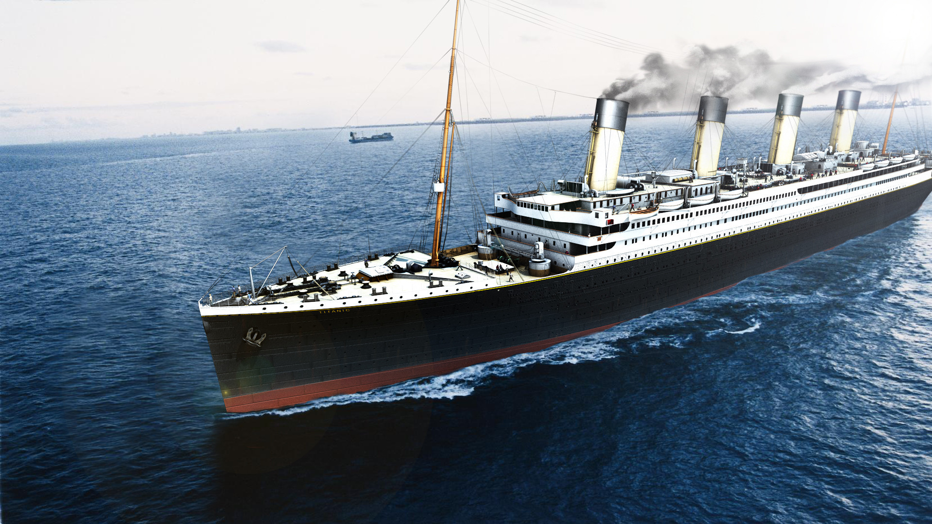1920x1080  Report RSS Titanic Wallpaper (view original)