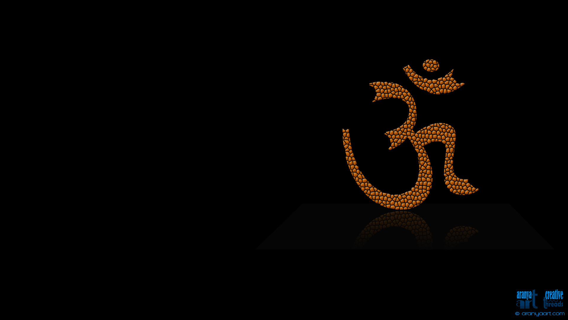 "1920x1080 Download ""Om"" Full HD Wallpaper"