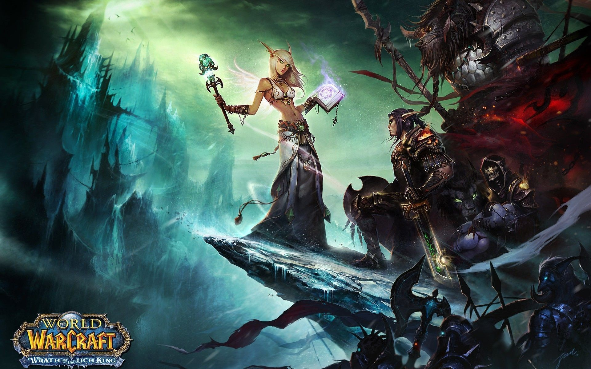 1920x1200 World of Warcraft Wallpaper Backgrounds High Definition Wallpapers .