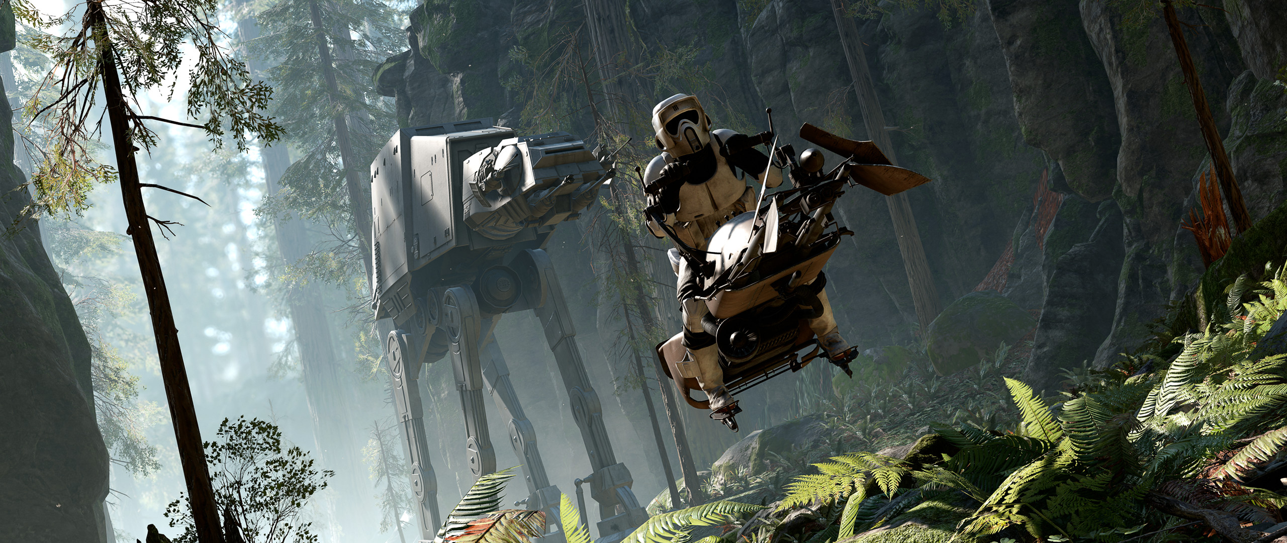 2560x1080 Star Wars Battlefront video Games Wallpapers HD / Desktop and Mobile  Backgrounds